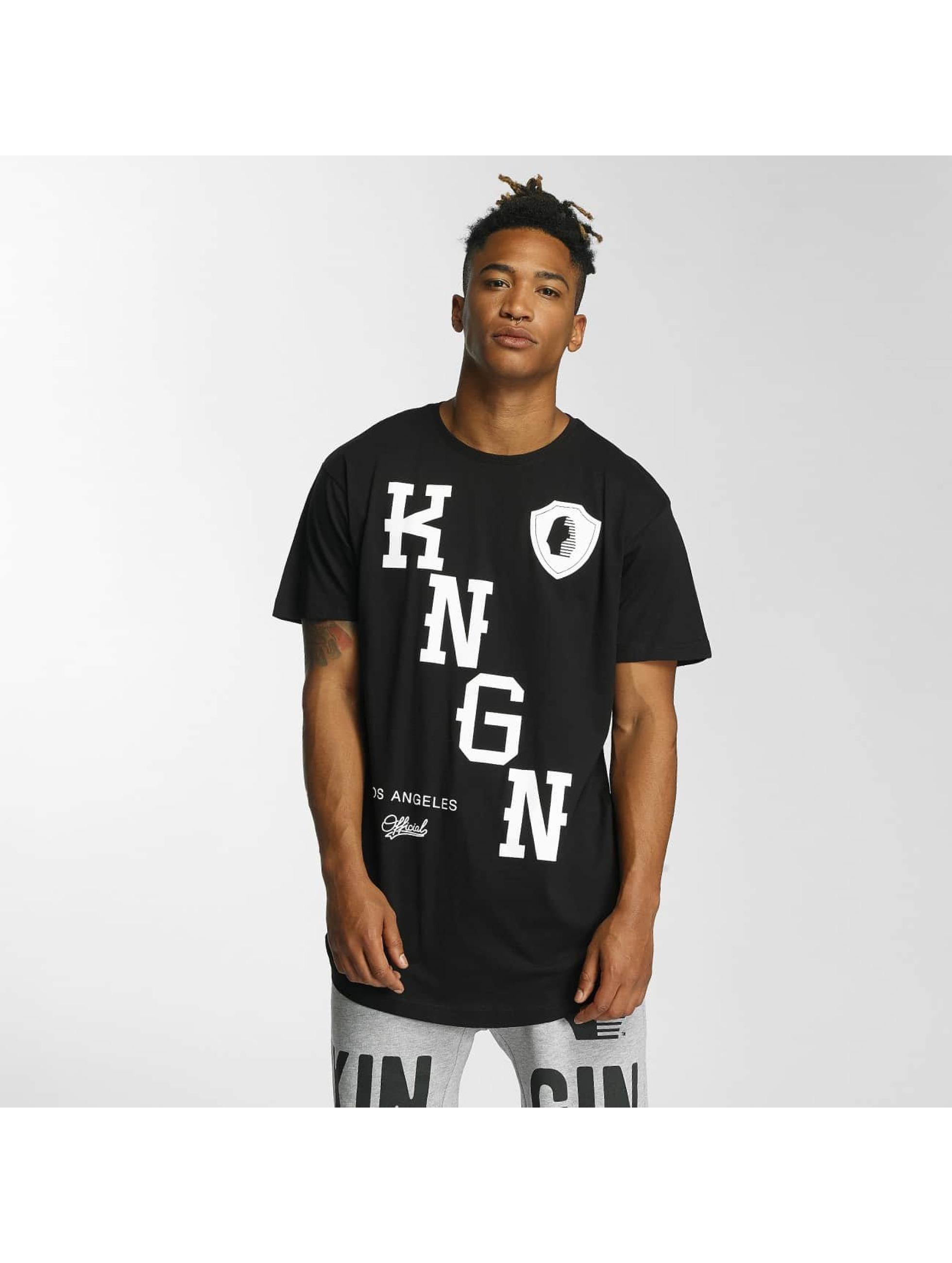 Kingin T-Shirt KNGN noir