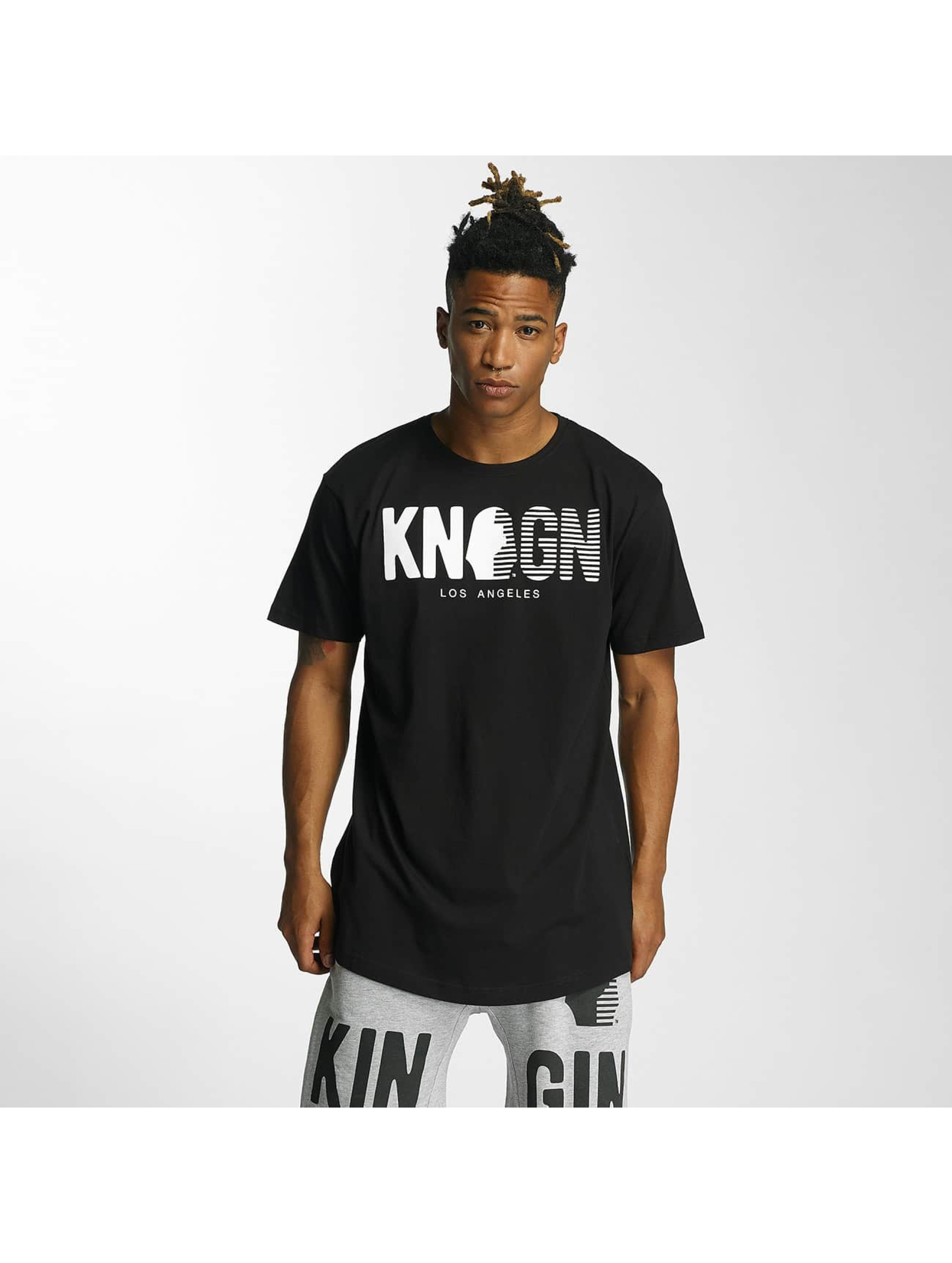 Kingin t-shirt Pharao zwart