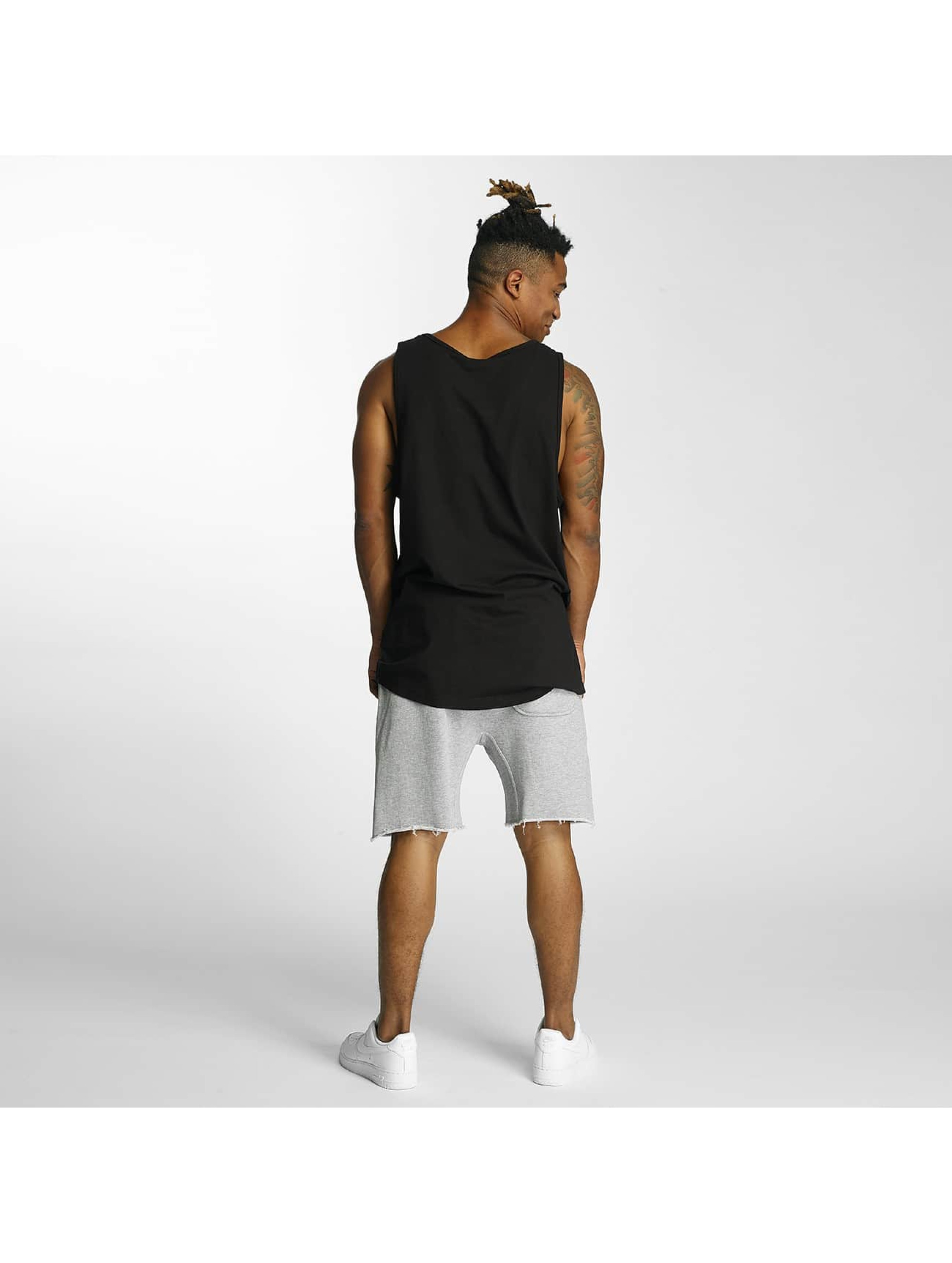 Kingin Tank Tops LK nero