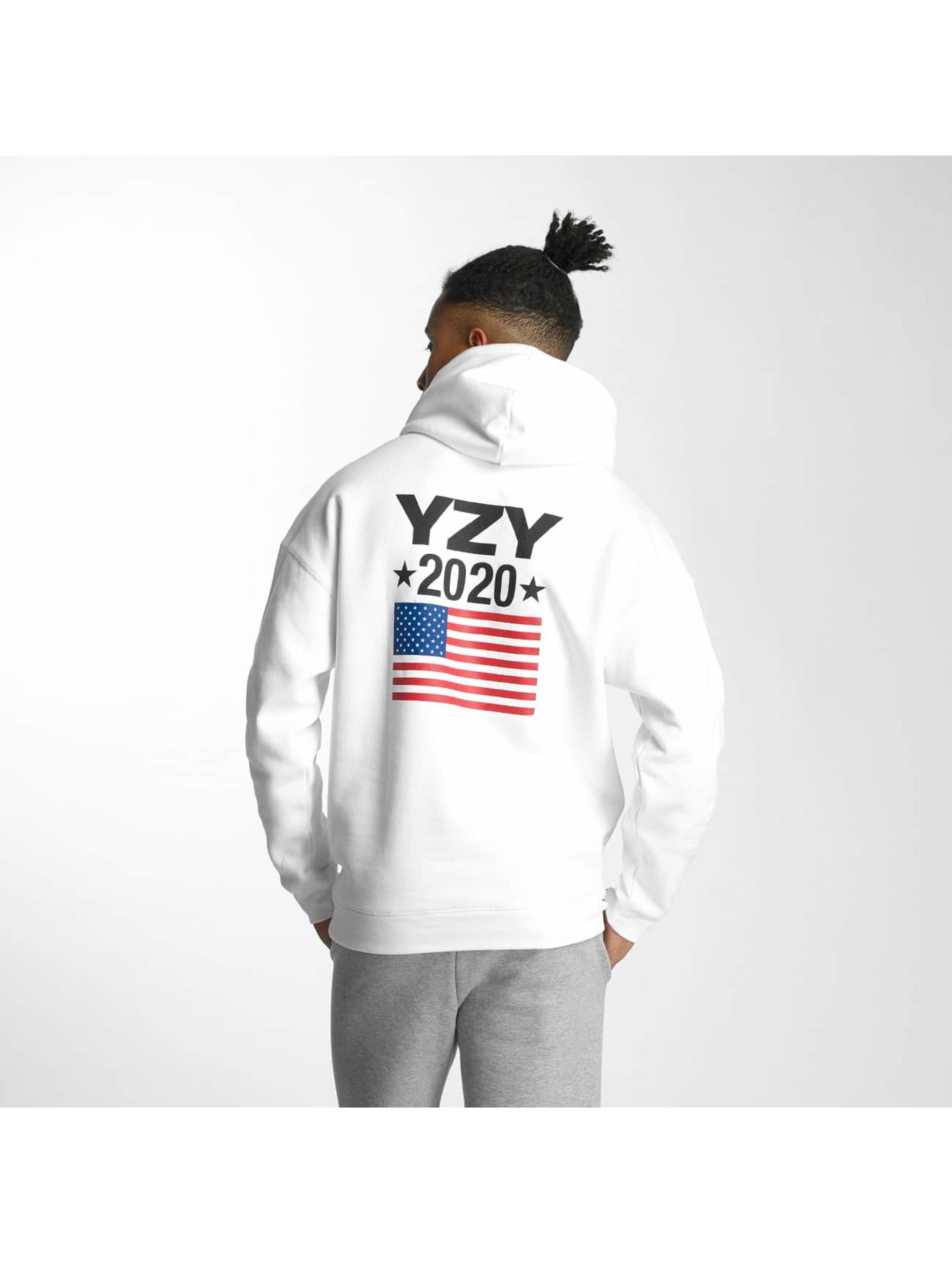 Kreem Bluzy z kapturem YZY 2020 bialy