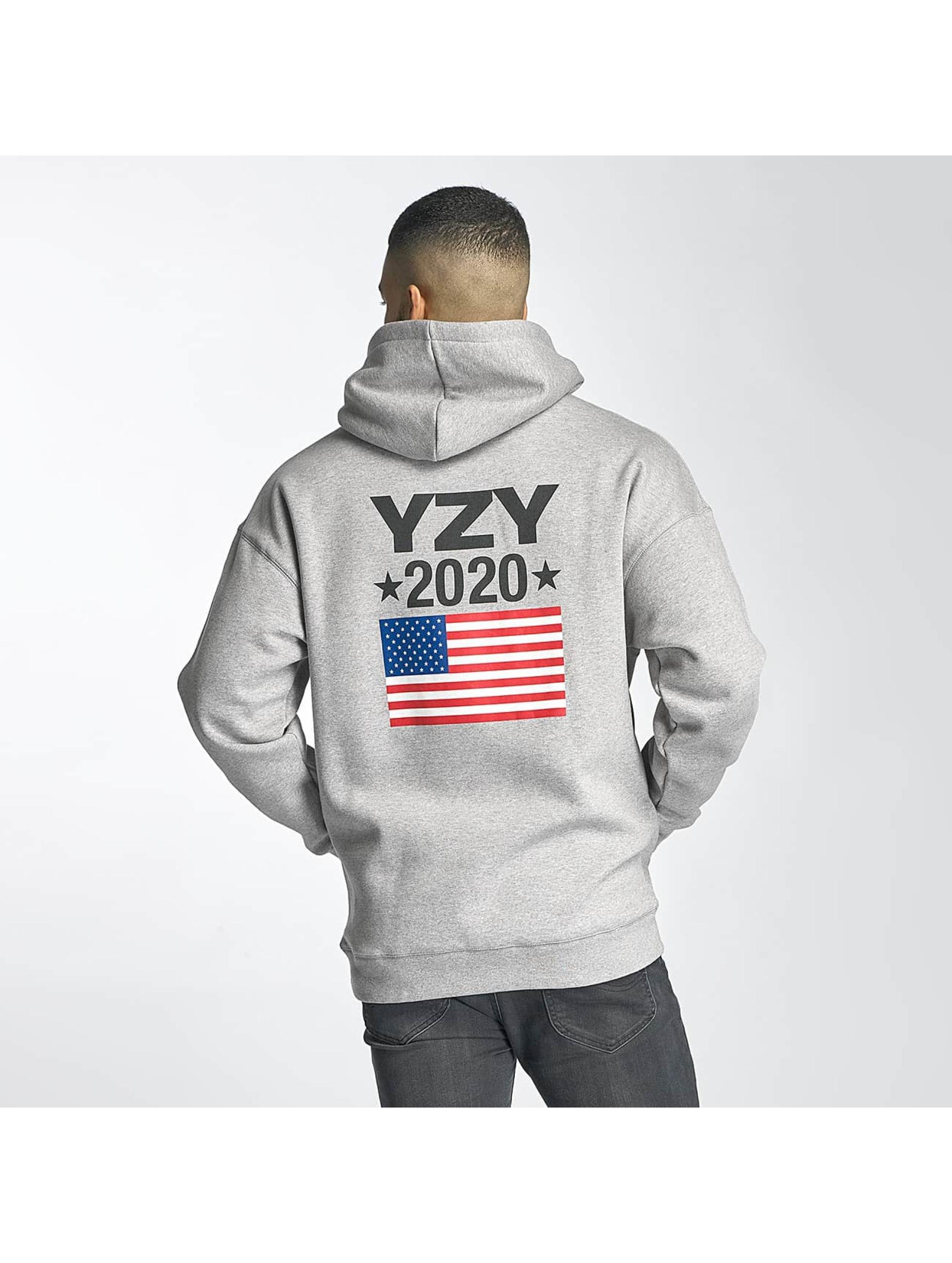Kreem Hoody YZY 2020 grau