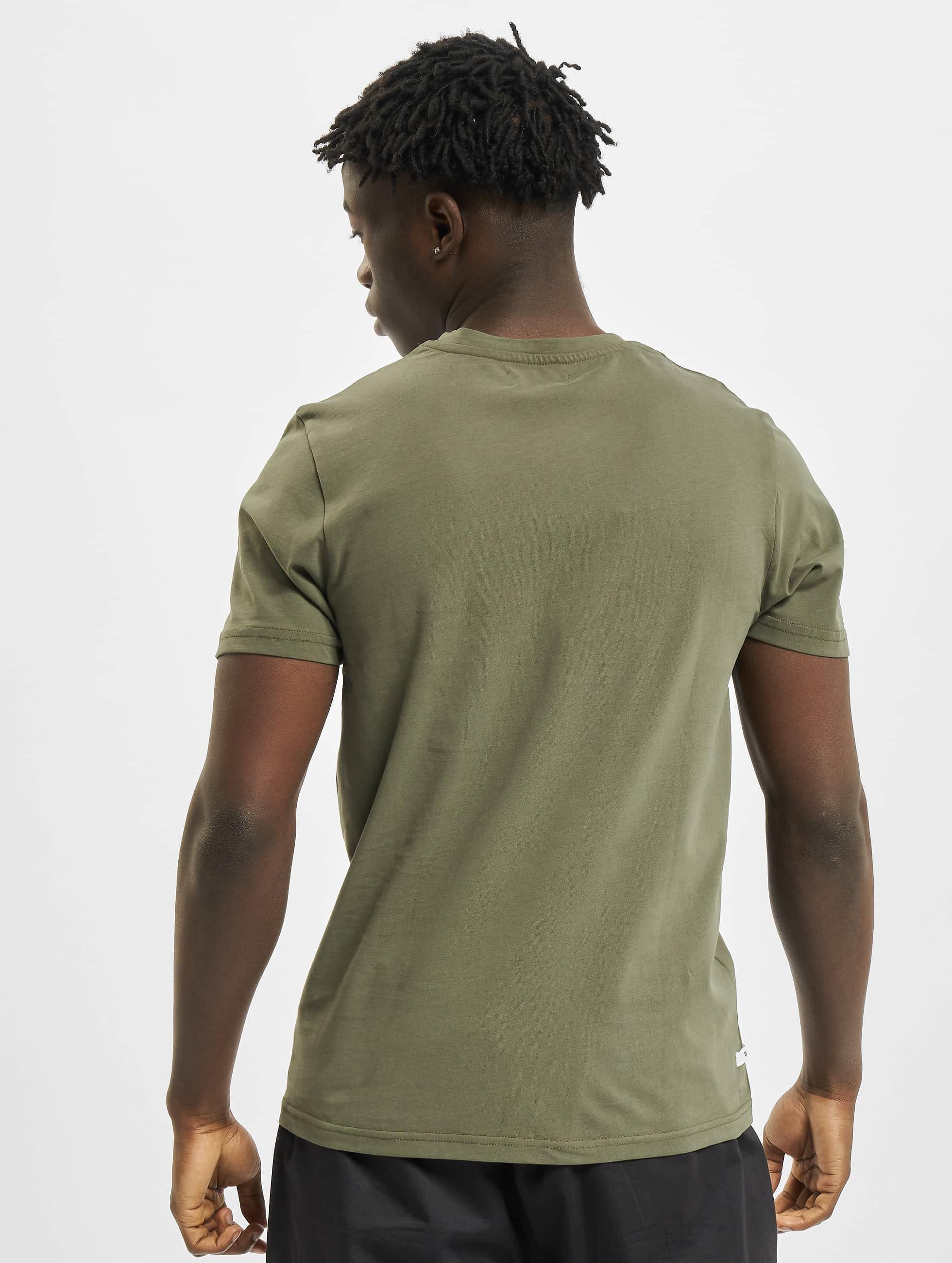 Kulte Camiseta Corpo College caqui