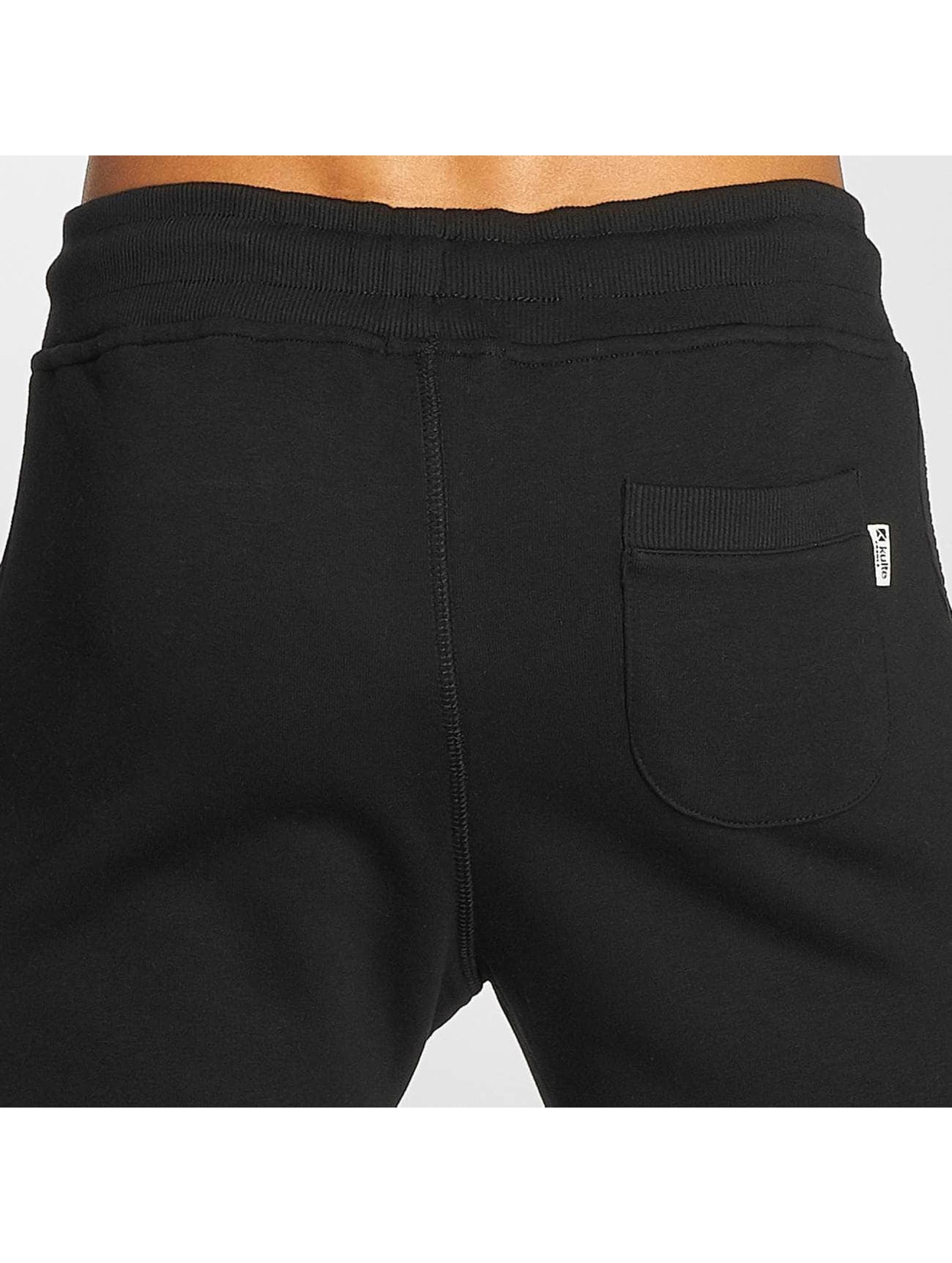 Kulte joggingbroek Jog Sweat zwart
