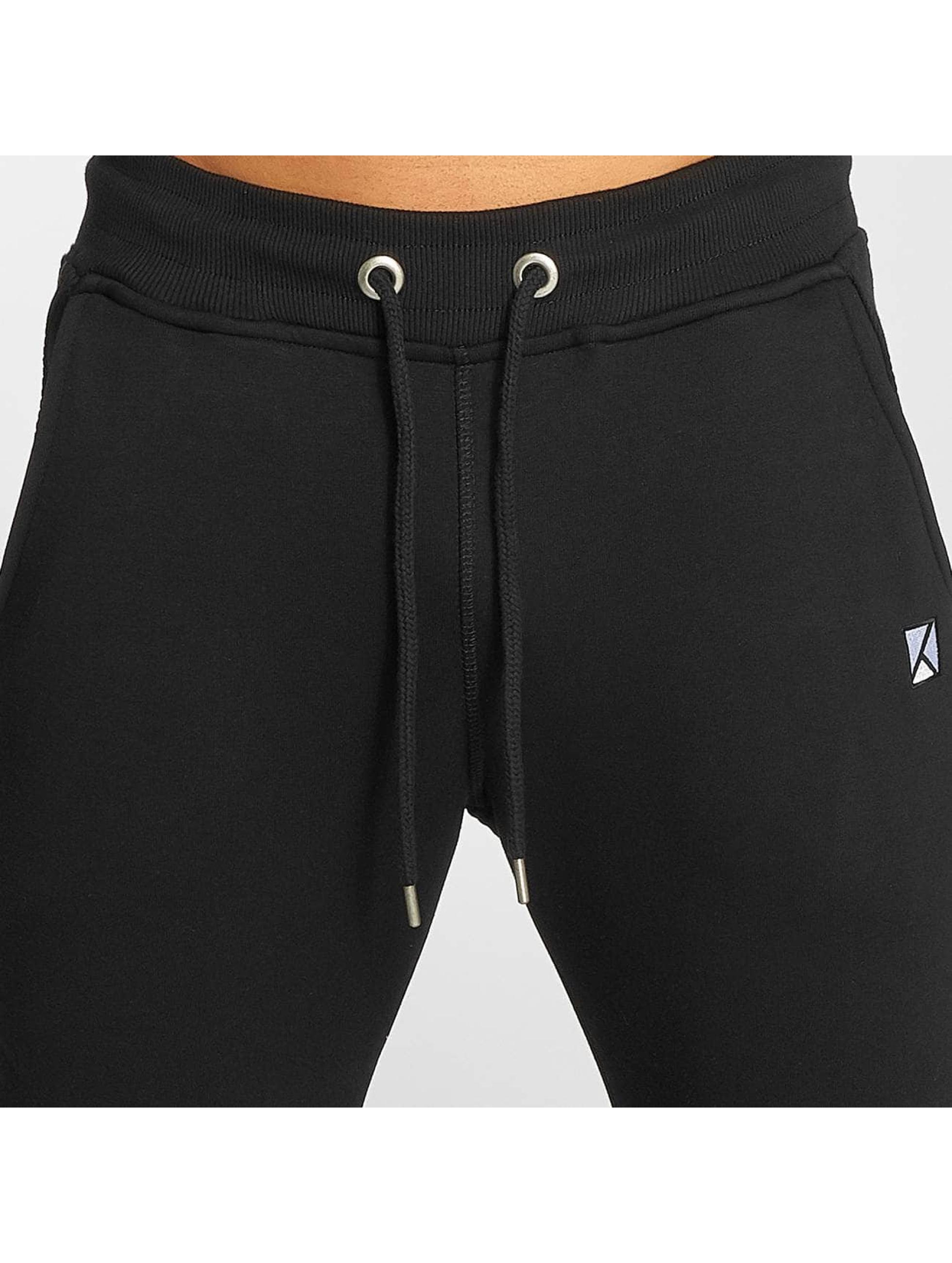 Kulte Pantalón deportivo Jog Sweat negro