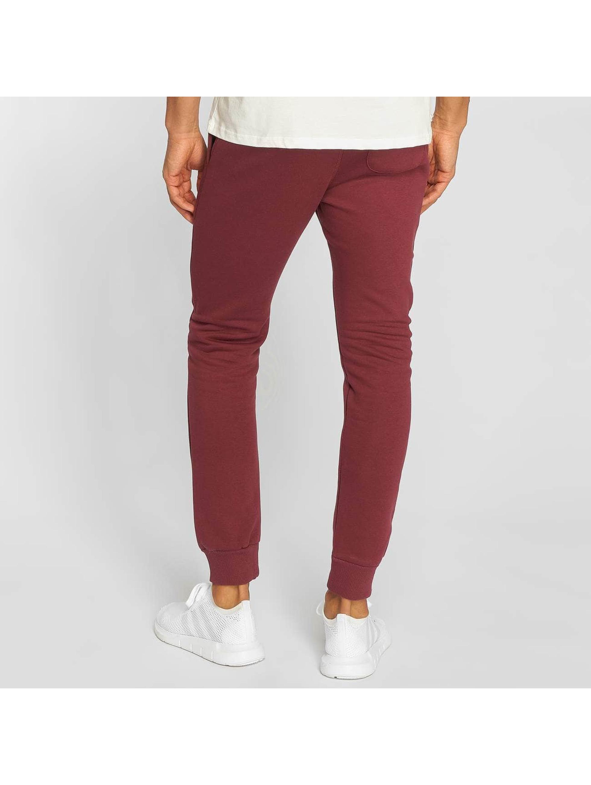 Kulte Pantalón deportivo Jog Sweat rojo