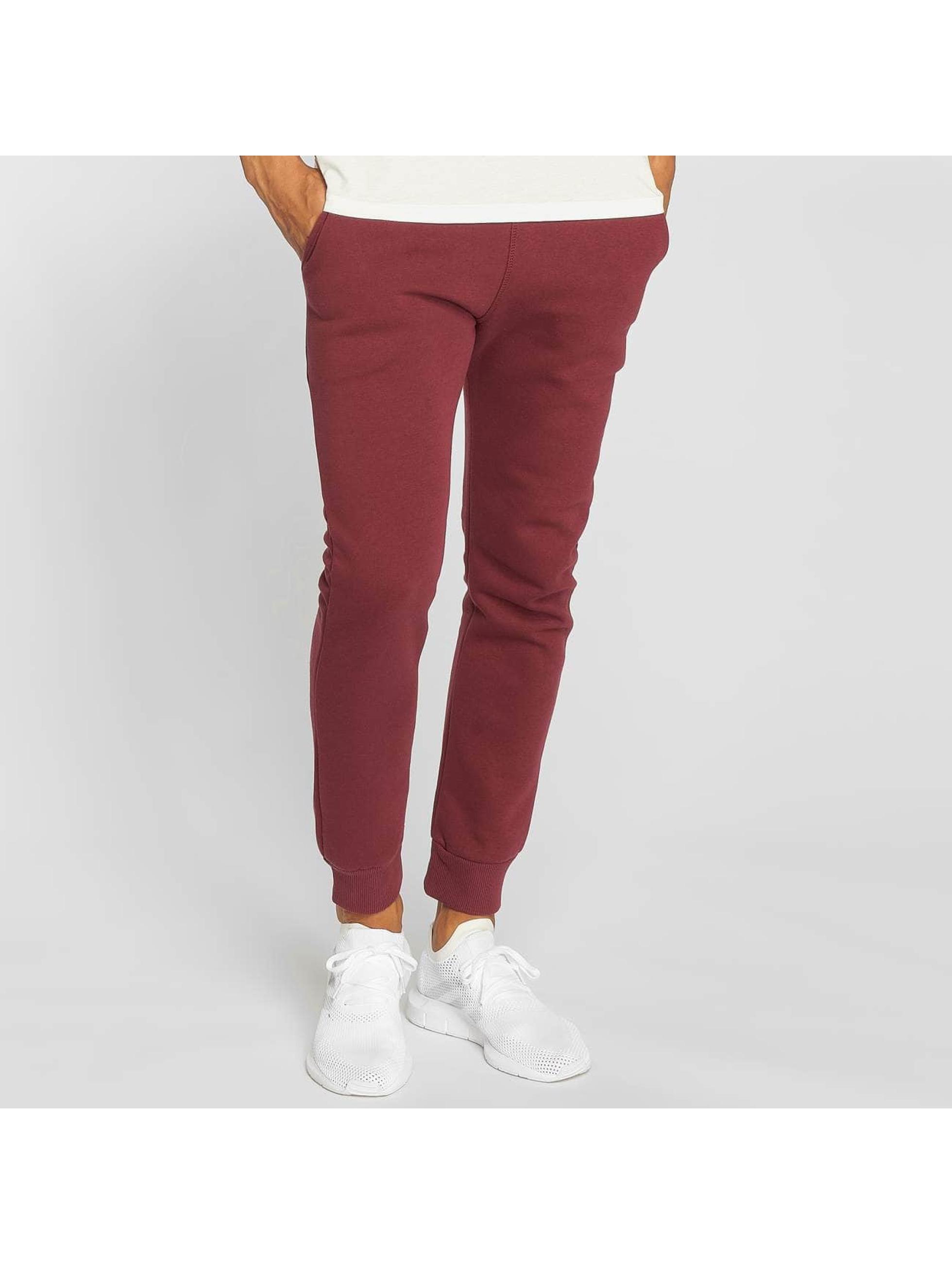 Kulte Spodnie do joggingu Jog Sweat czerwony