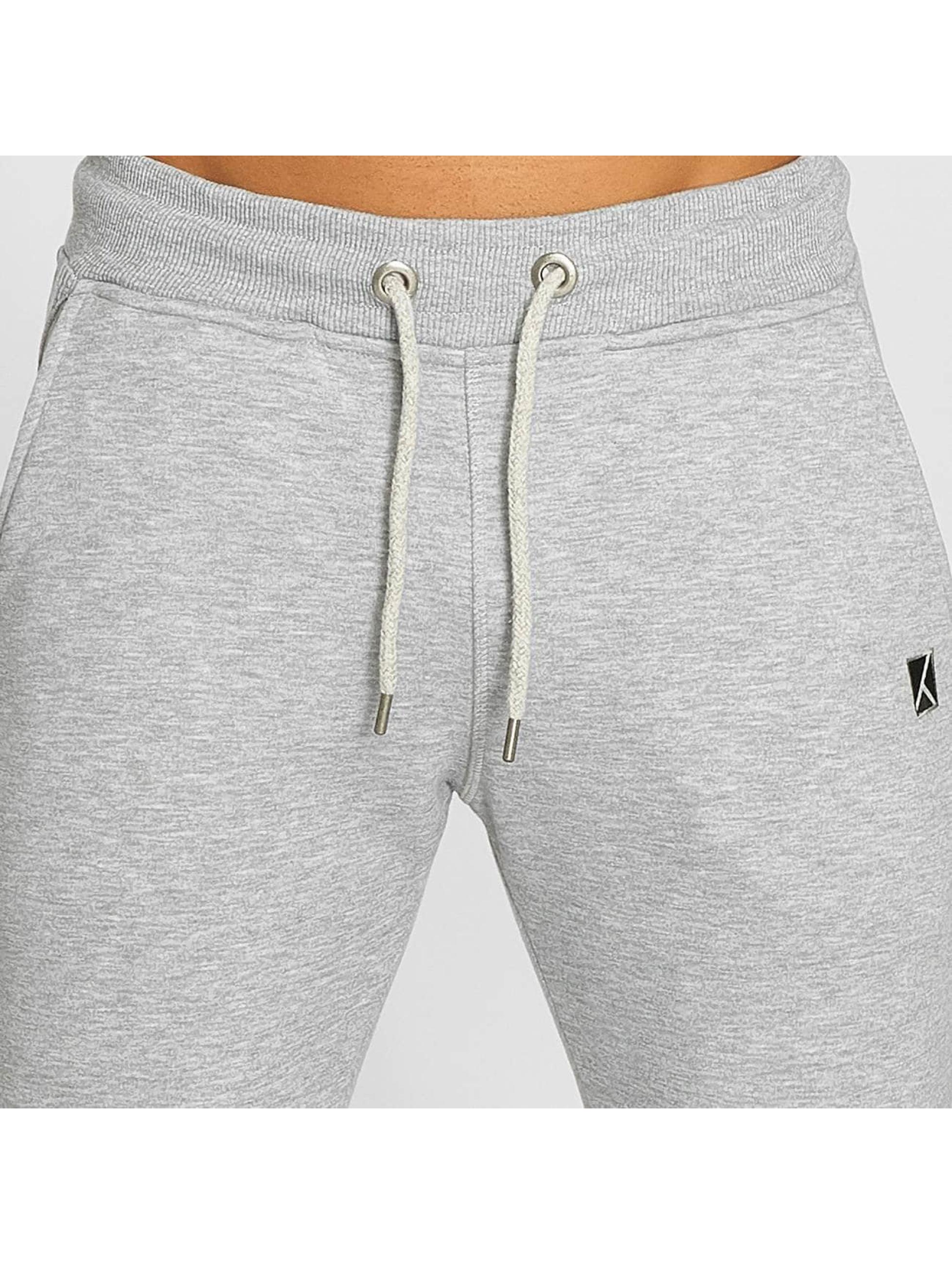 Kulte Spodnie do joggingu Jog Sweat szary