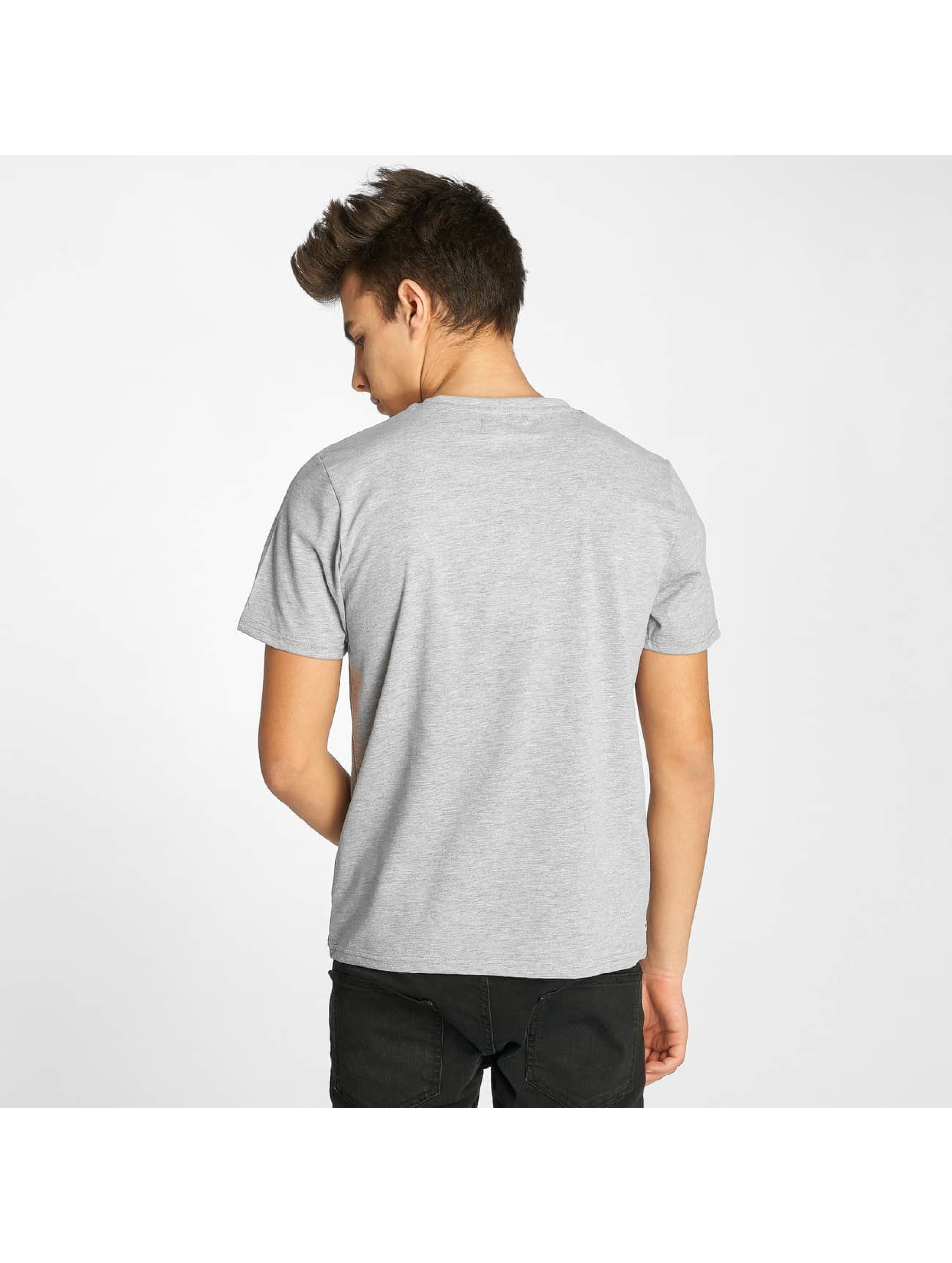 Kulte T-paidat New York harmaa