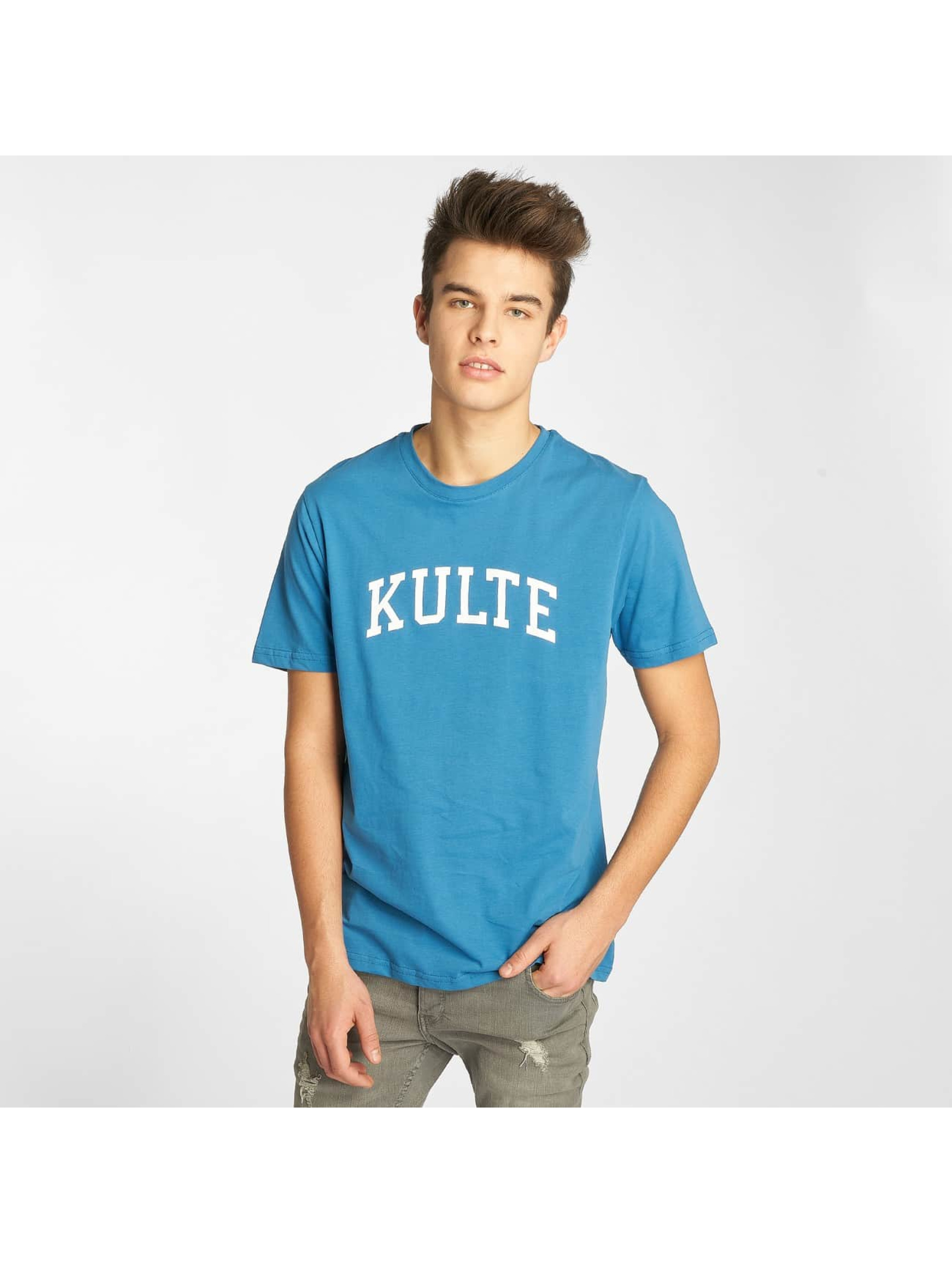 Kulte T-shirt Corpo College blå