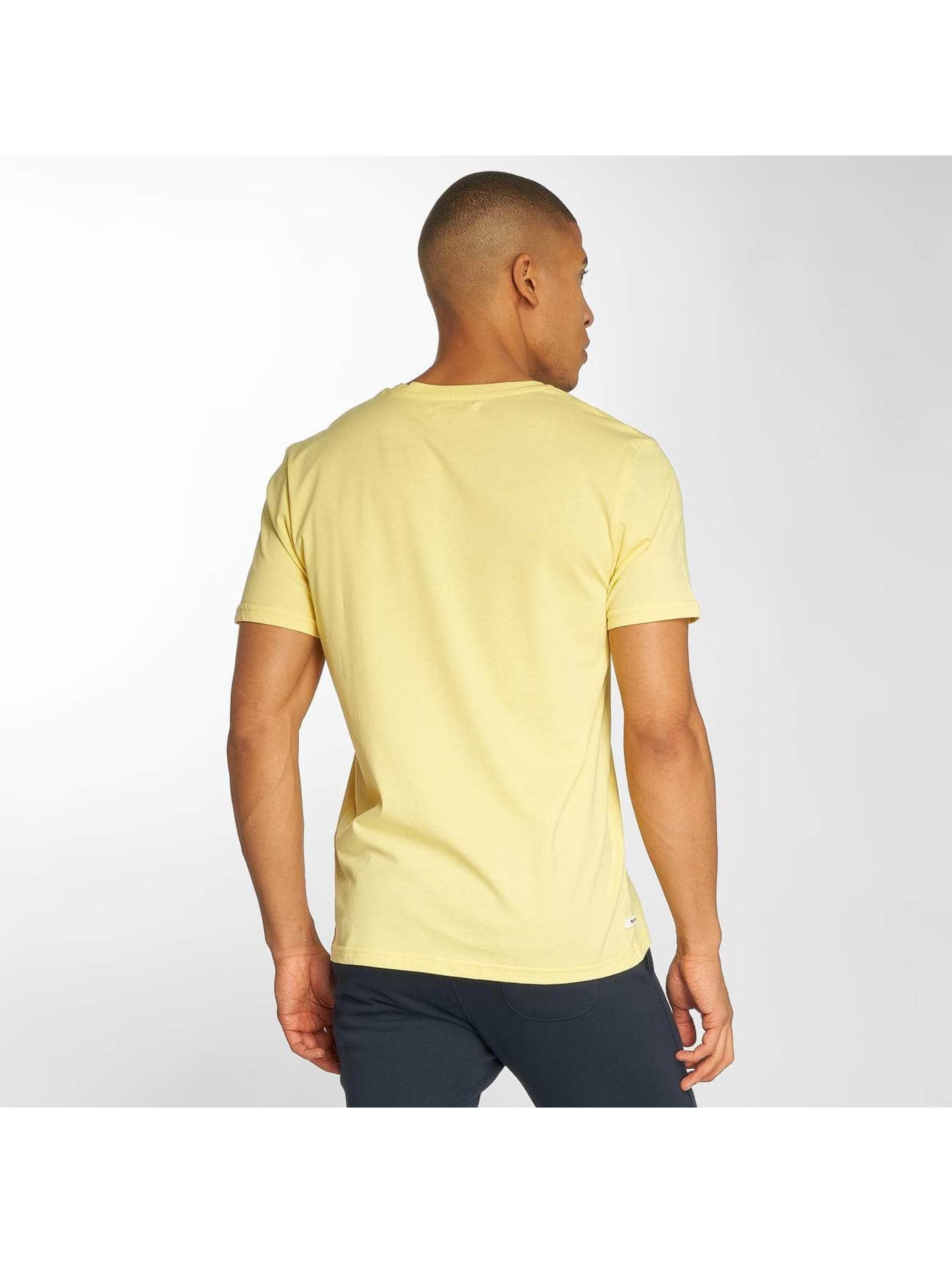 Kulte t-shirt Motor geel
