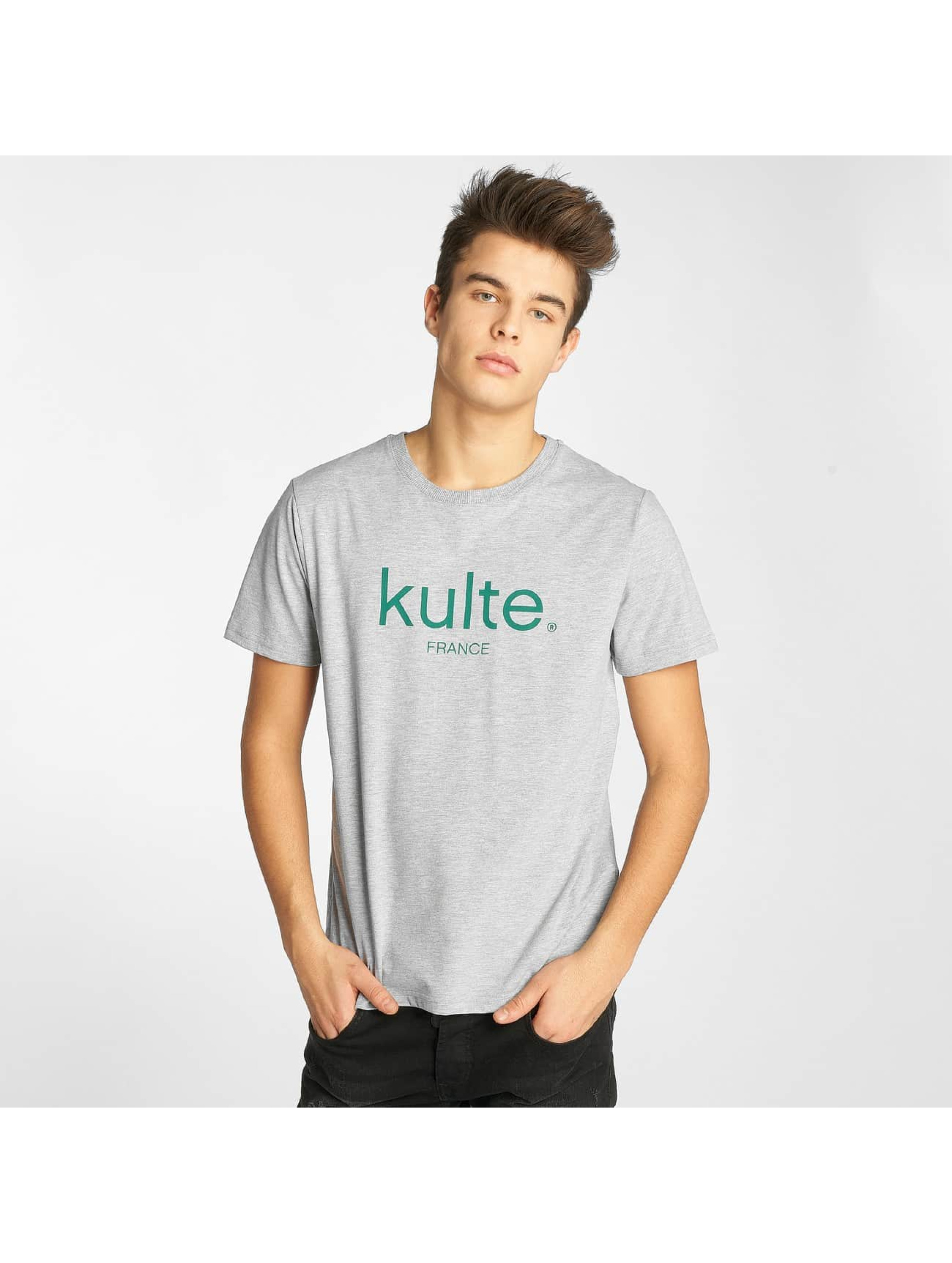 Kulte T-Shirt Corpo gris
