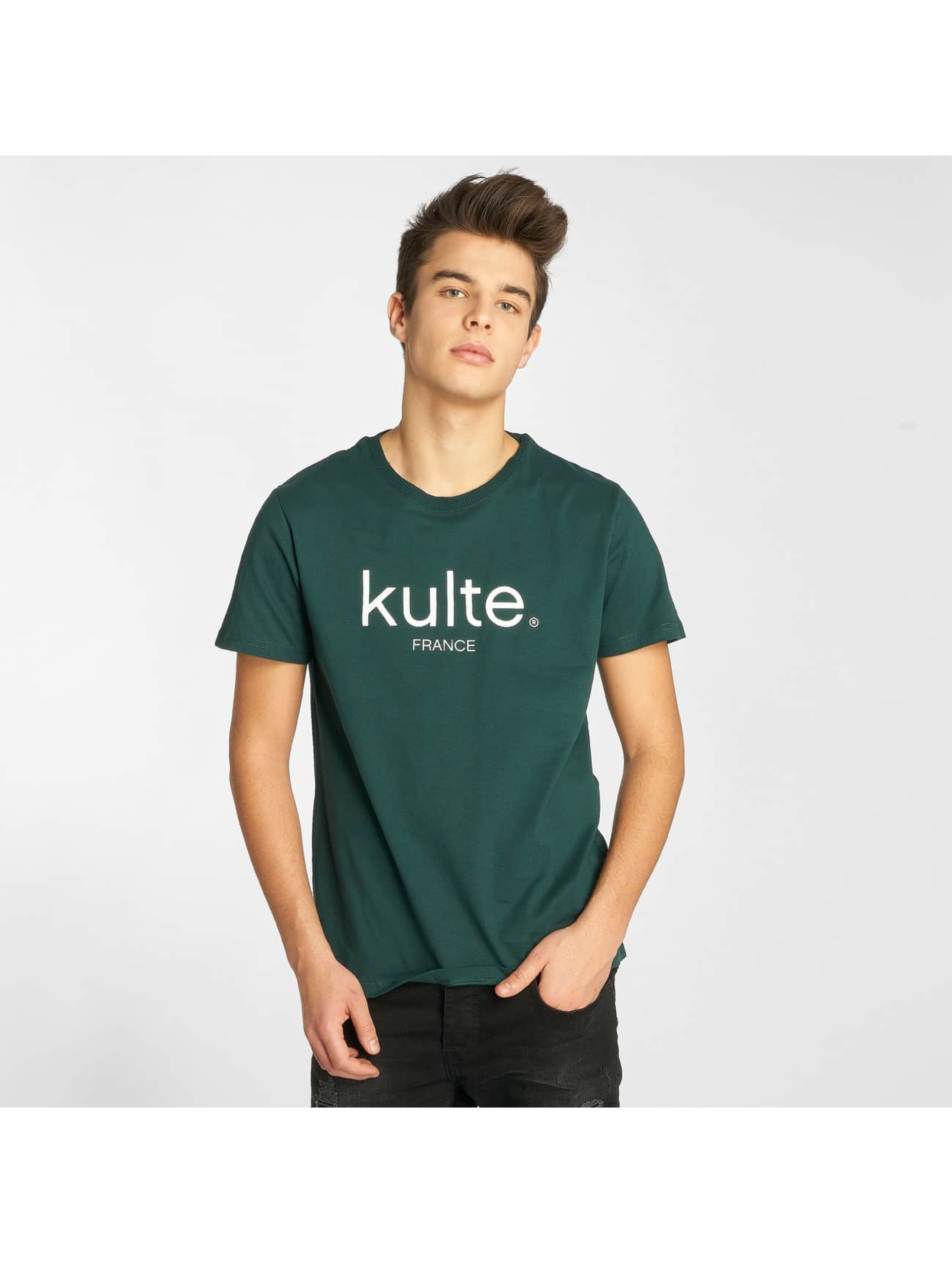 Kulte t-shirt Corpo groen