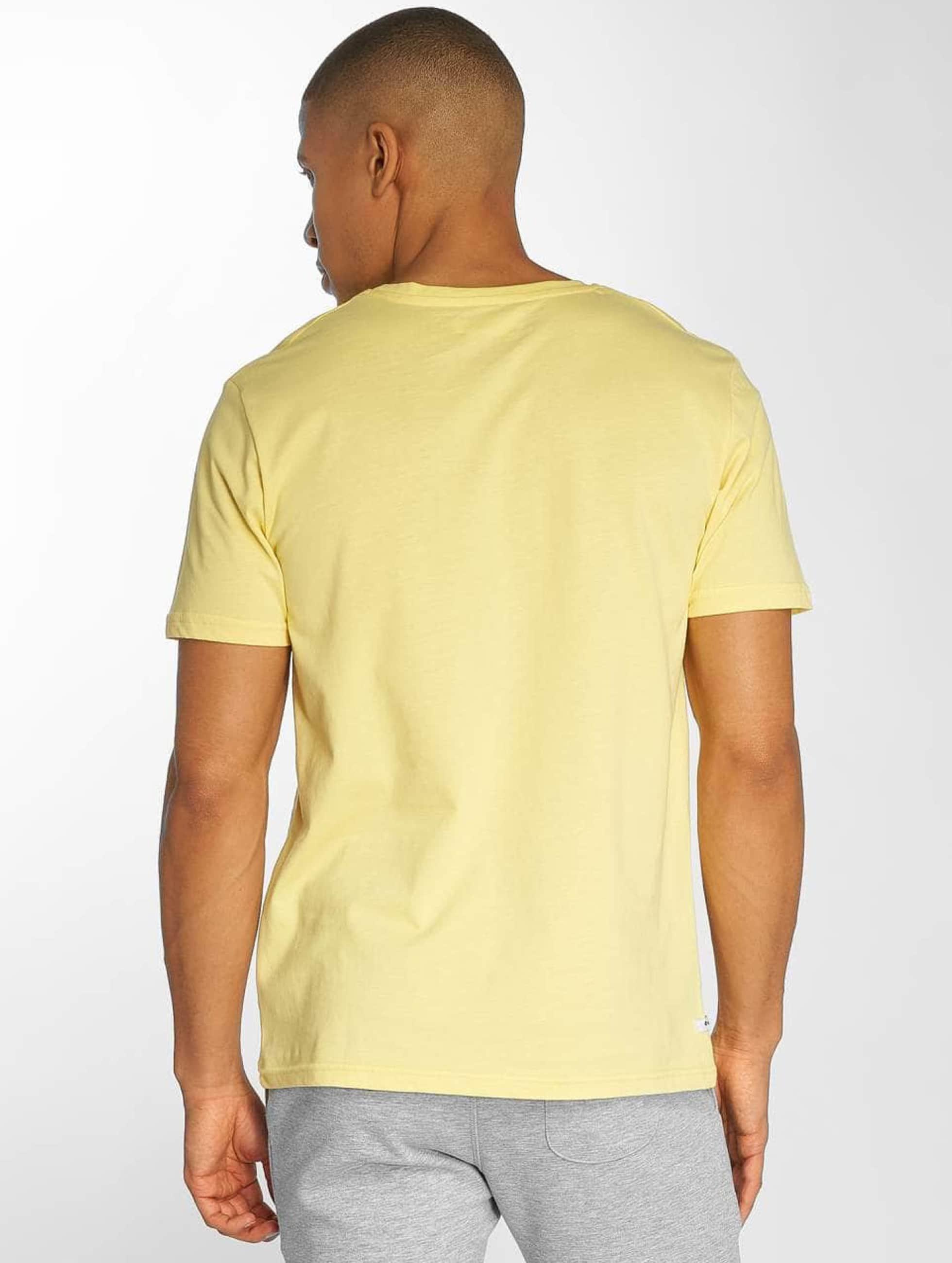 Kulte T-Shirt Summer Cam jaune
