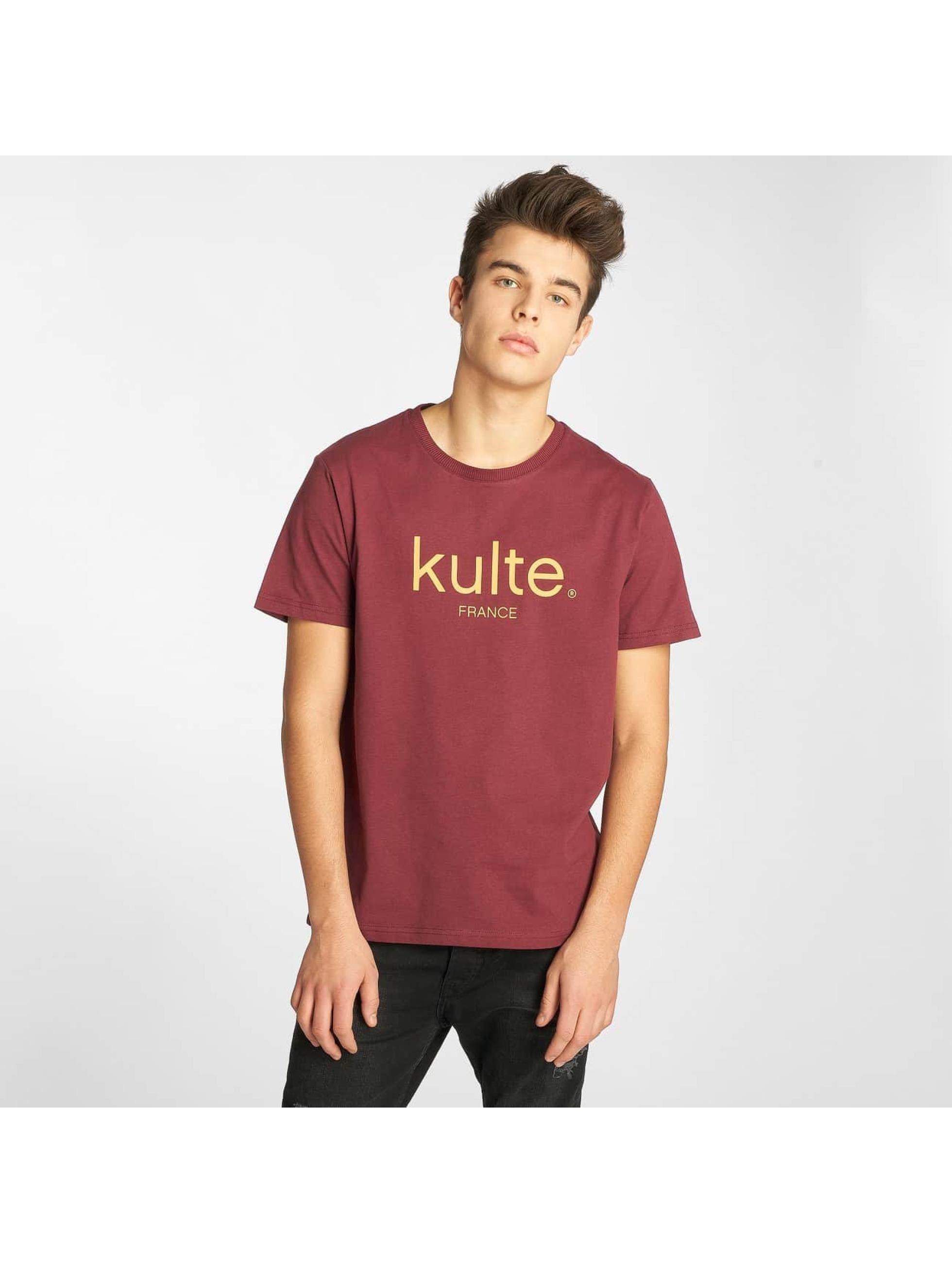 Kulte T-shirt Corpo röd