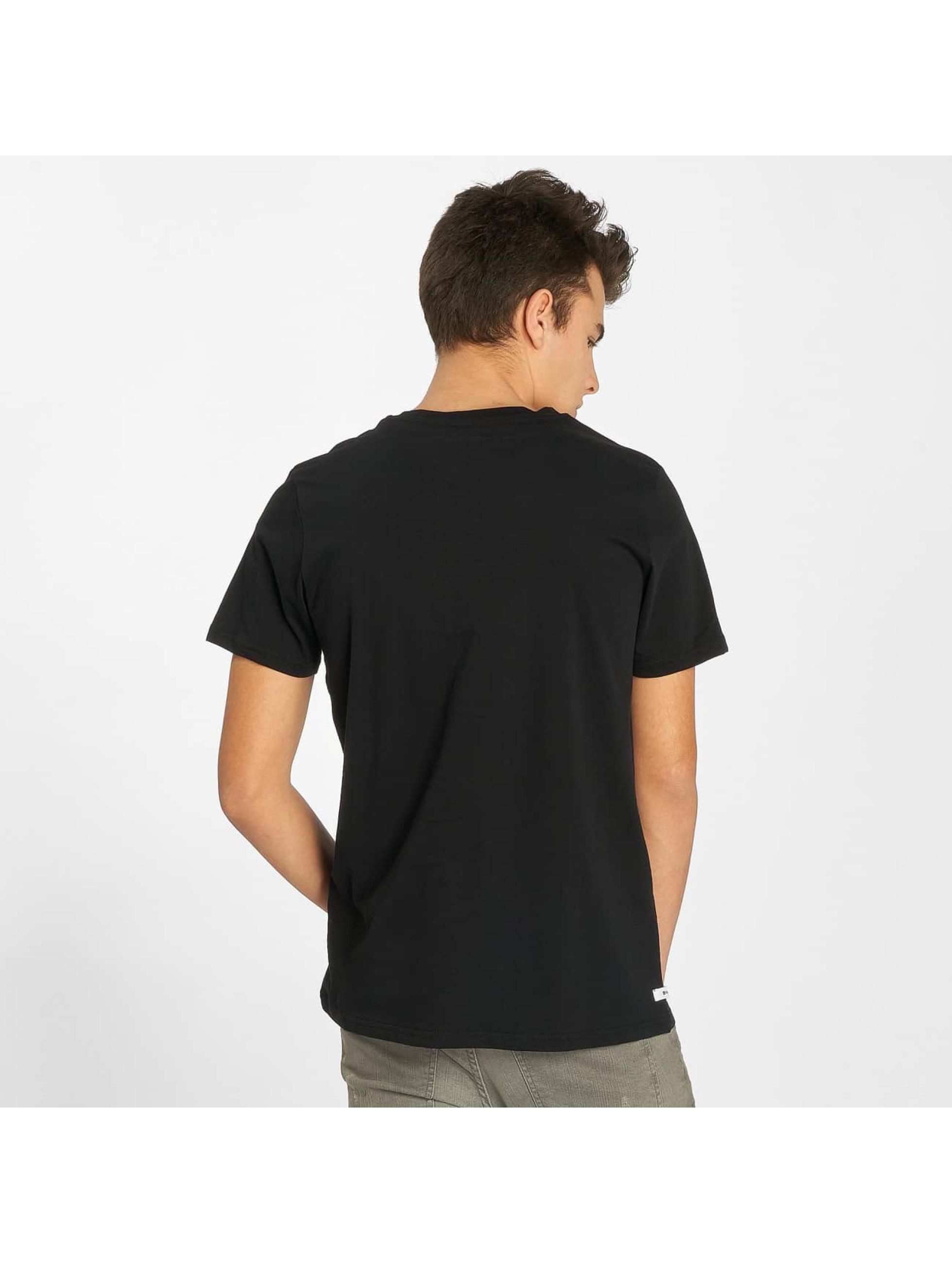 Kulte t-shirt Jaguar zwart