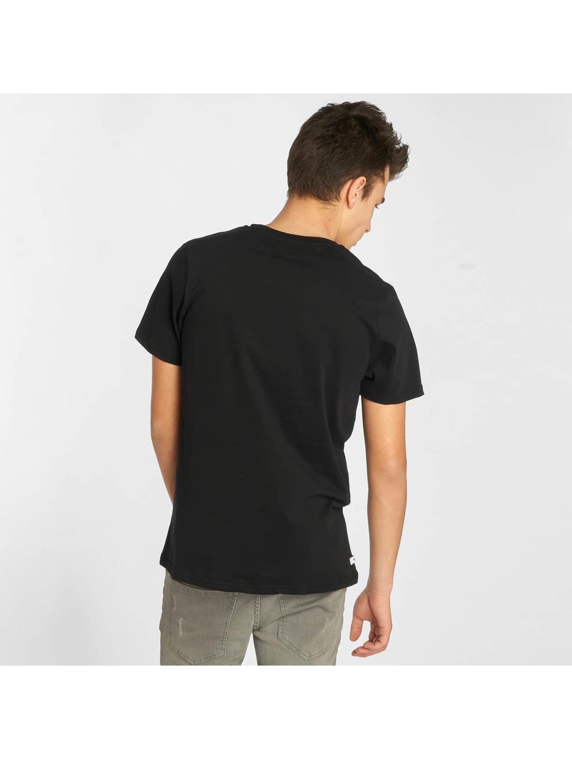Kulte T-skjorter Corpo College Champion svart