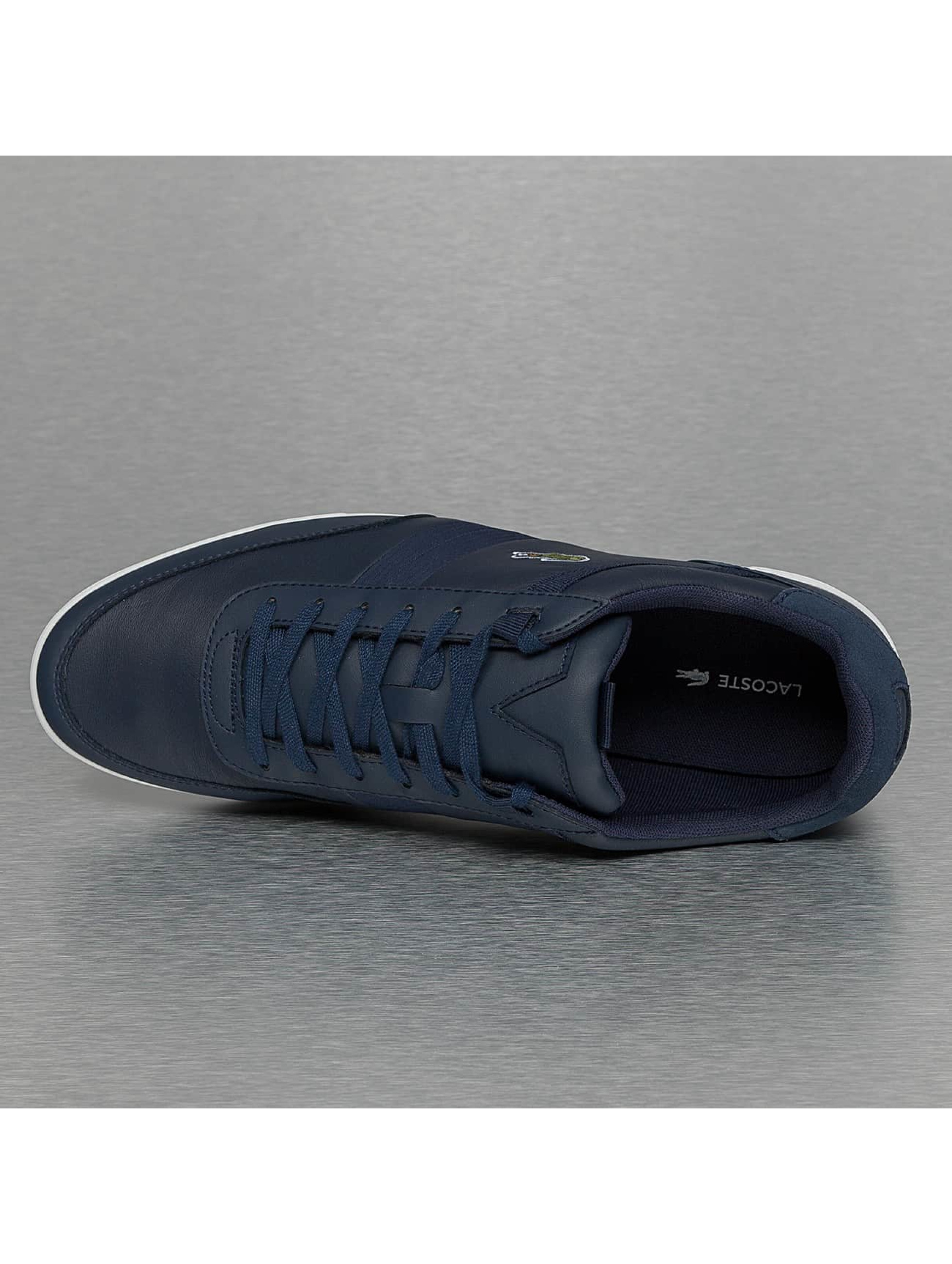 Lacoste Сникеры Giron 416 SPM синий
