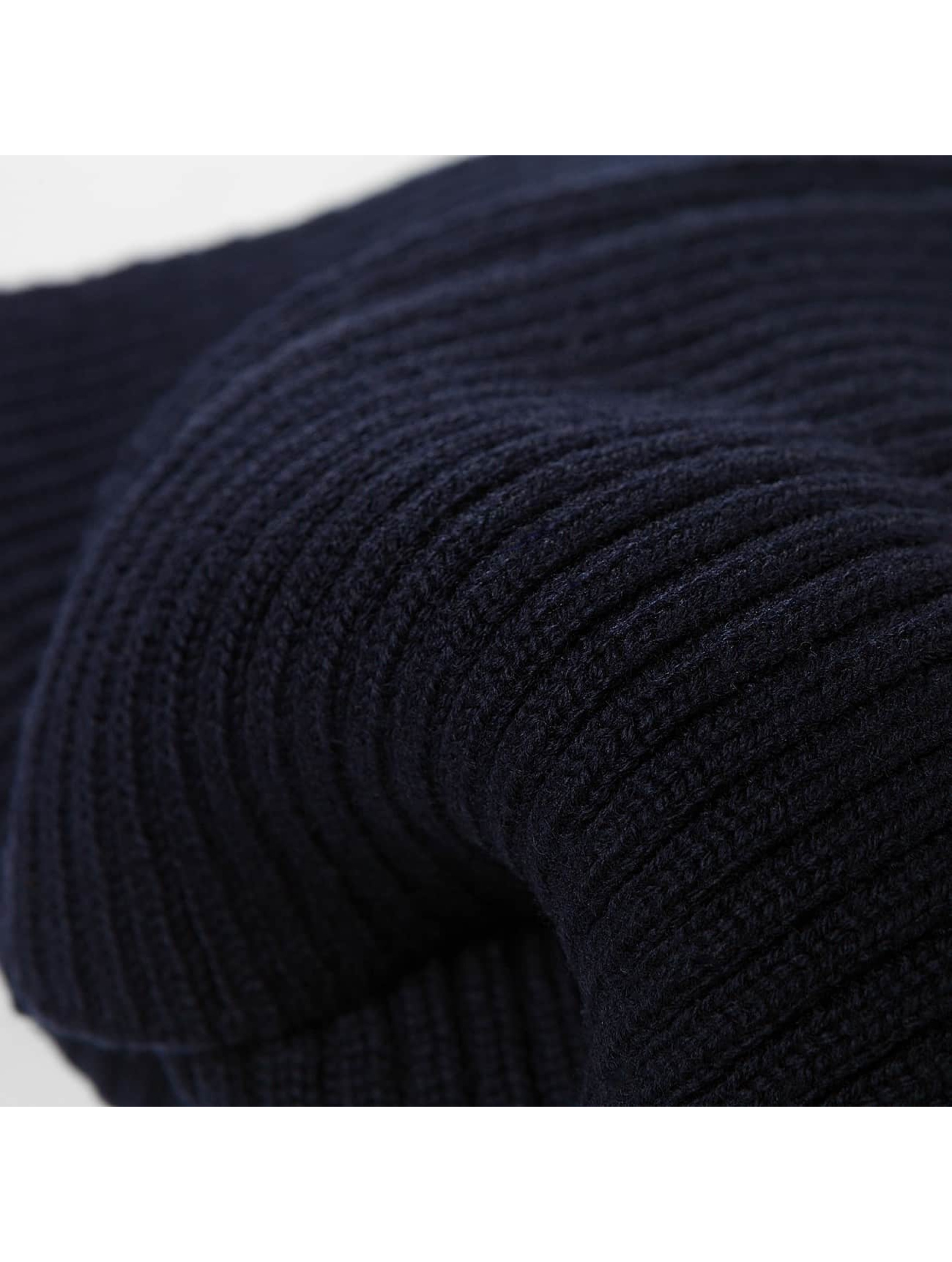 Lacoste Шарф / платок Knitted синий