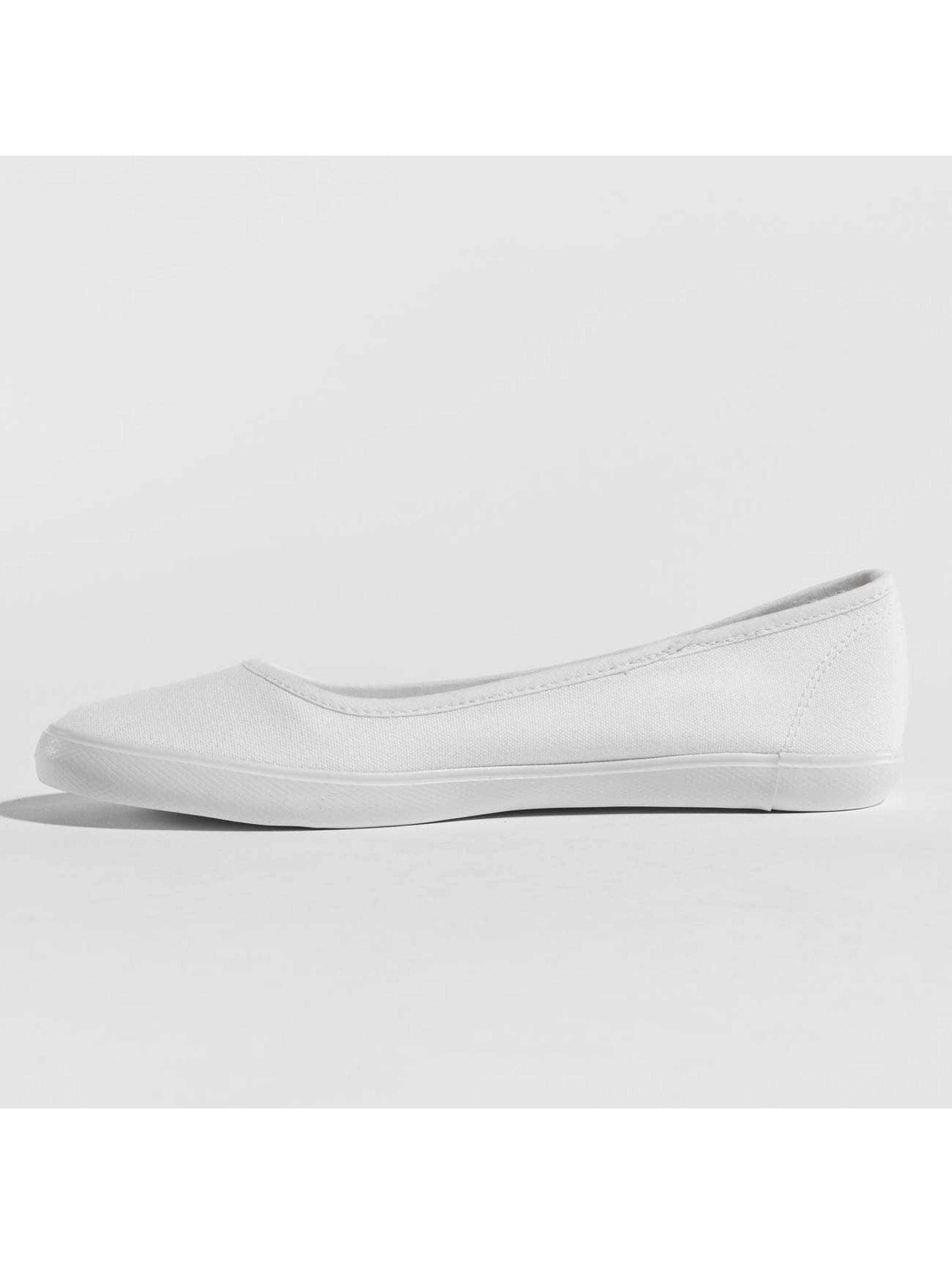 Lacoste Ballerinas Marthe BL 1 SPW white