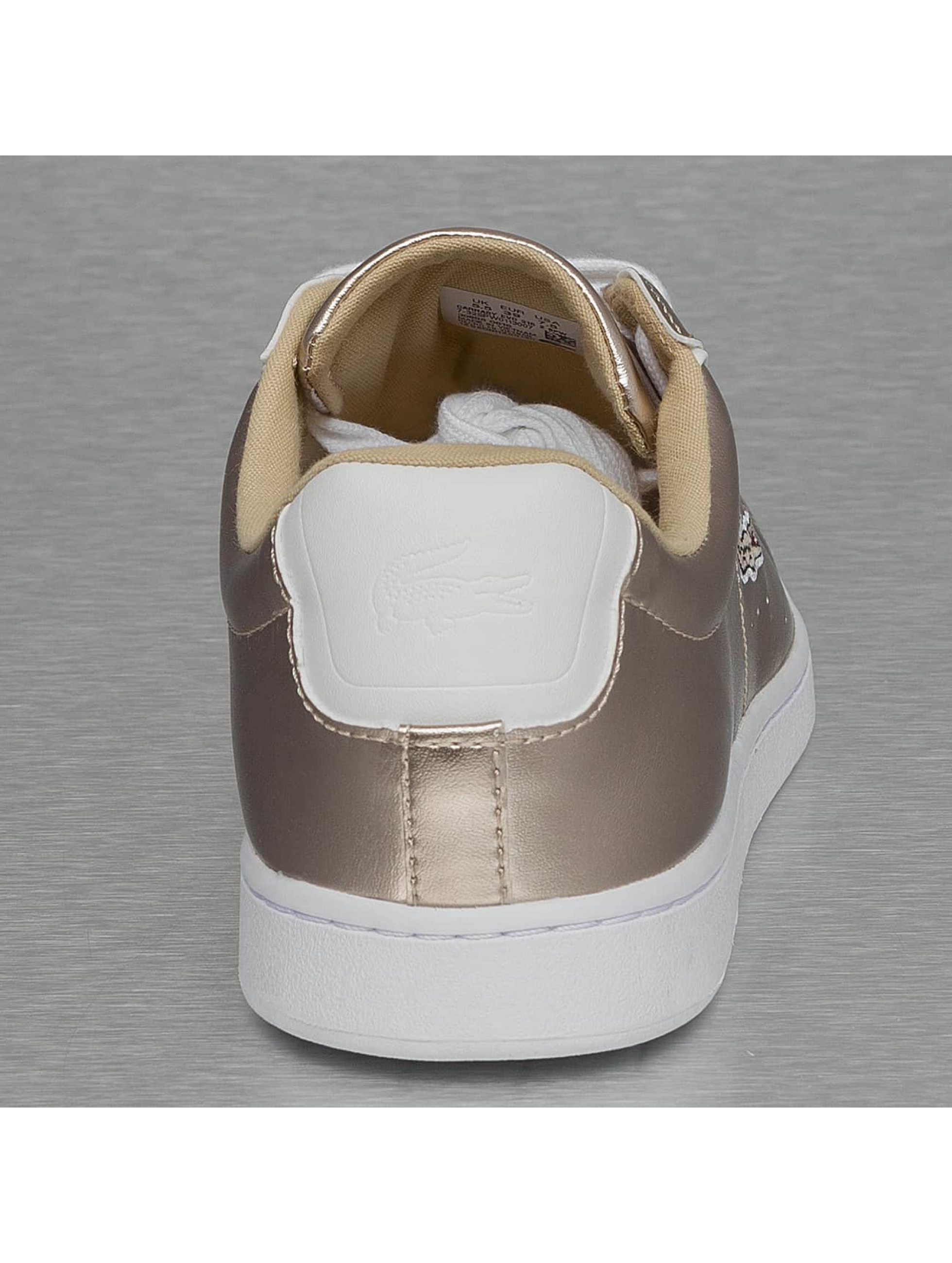 Lacoste Baskets Carnaby EVO 316 SPW gris