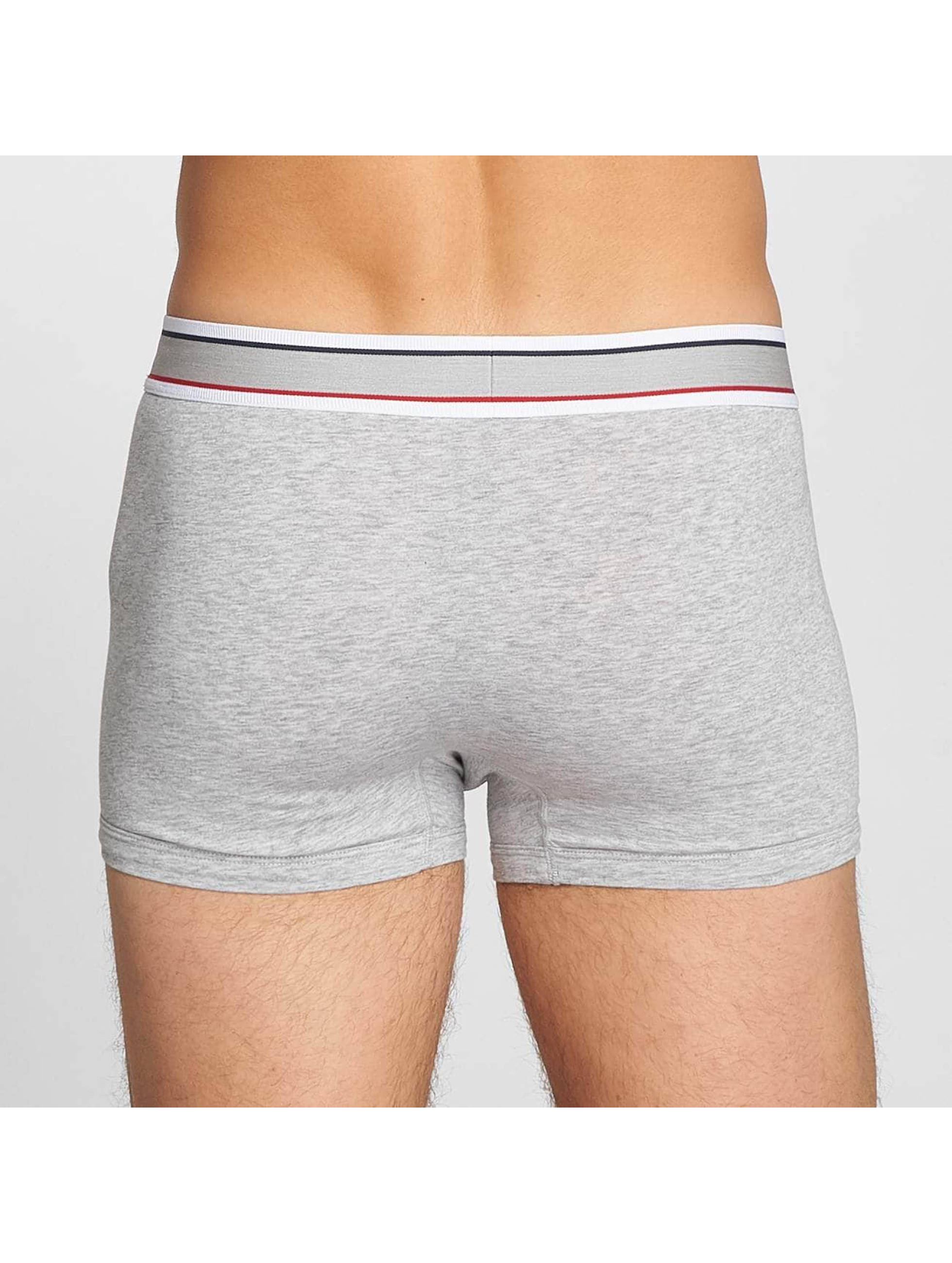 Lacoste Boxershorts 3-Pack Trunk rot