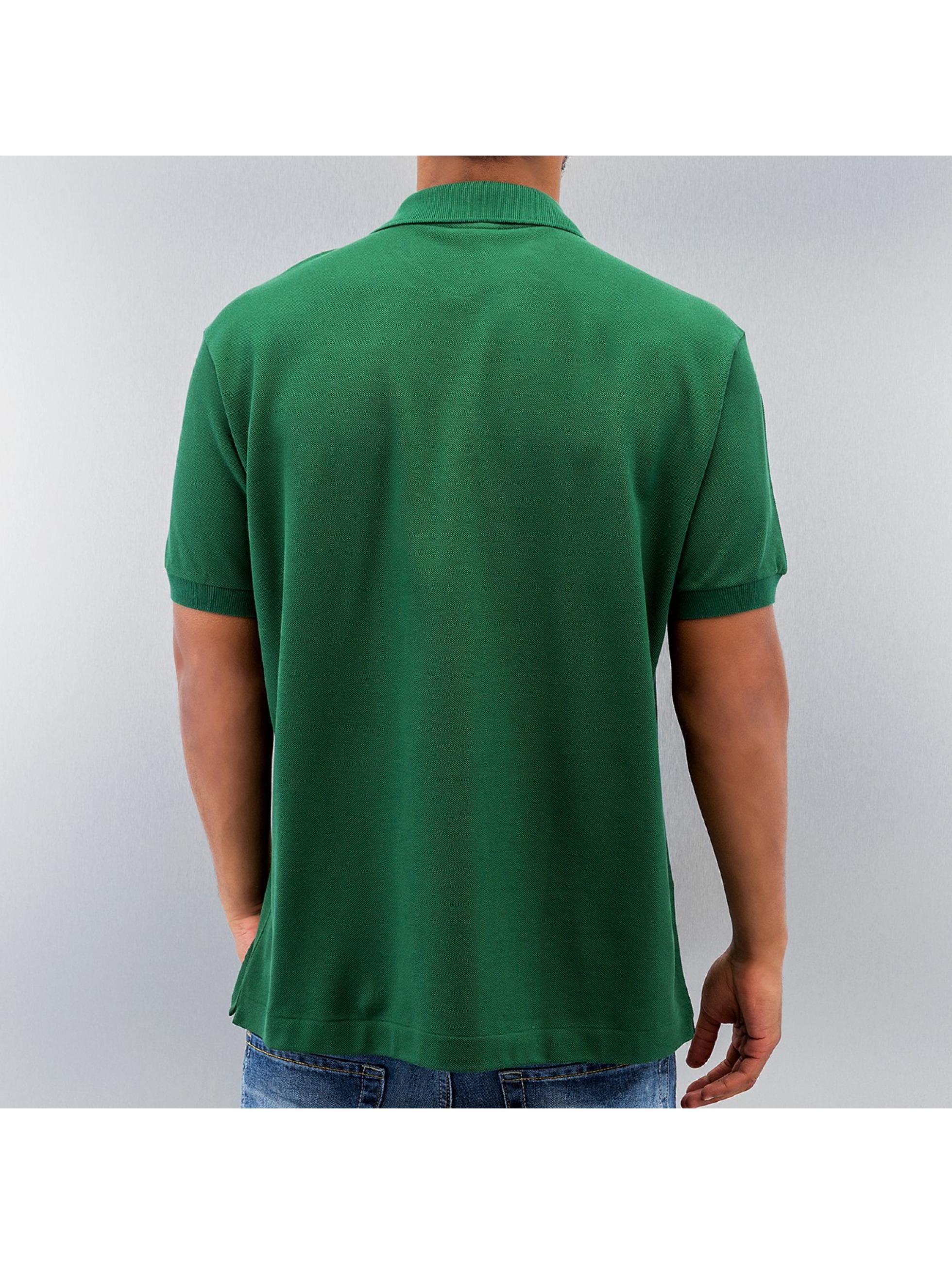 Lacoste Classic Майка поло Basic зеленый