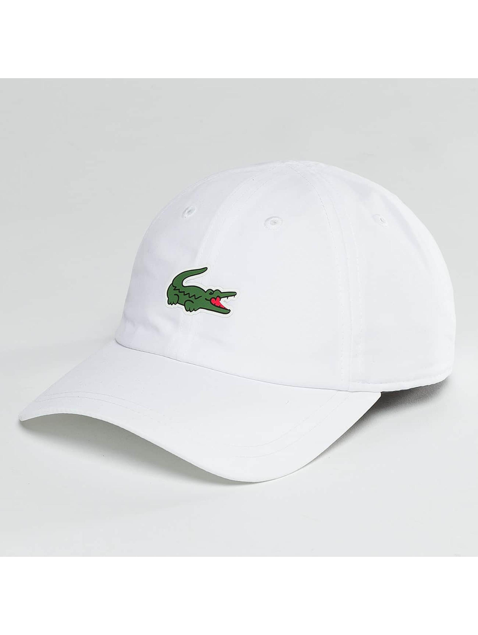 Lacoste Classic Logo blanc Casquette Snapback & Strapback