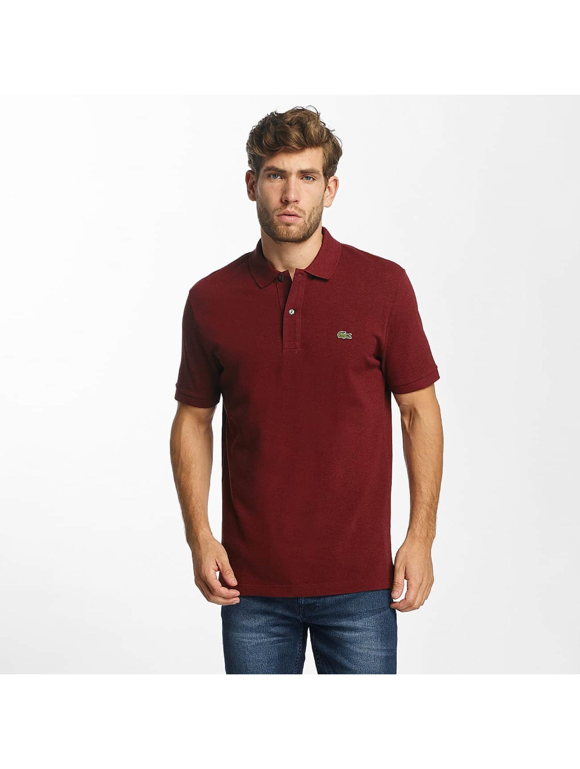 Lacoste Classic Koszulki Polo Classic czerwony