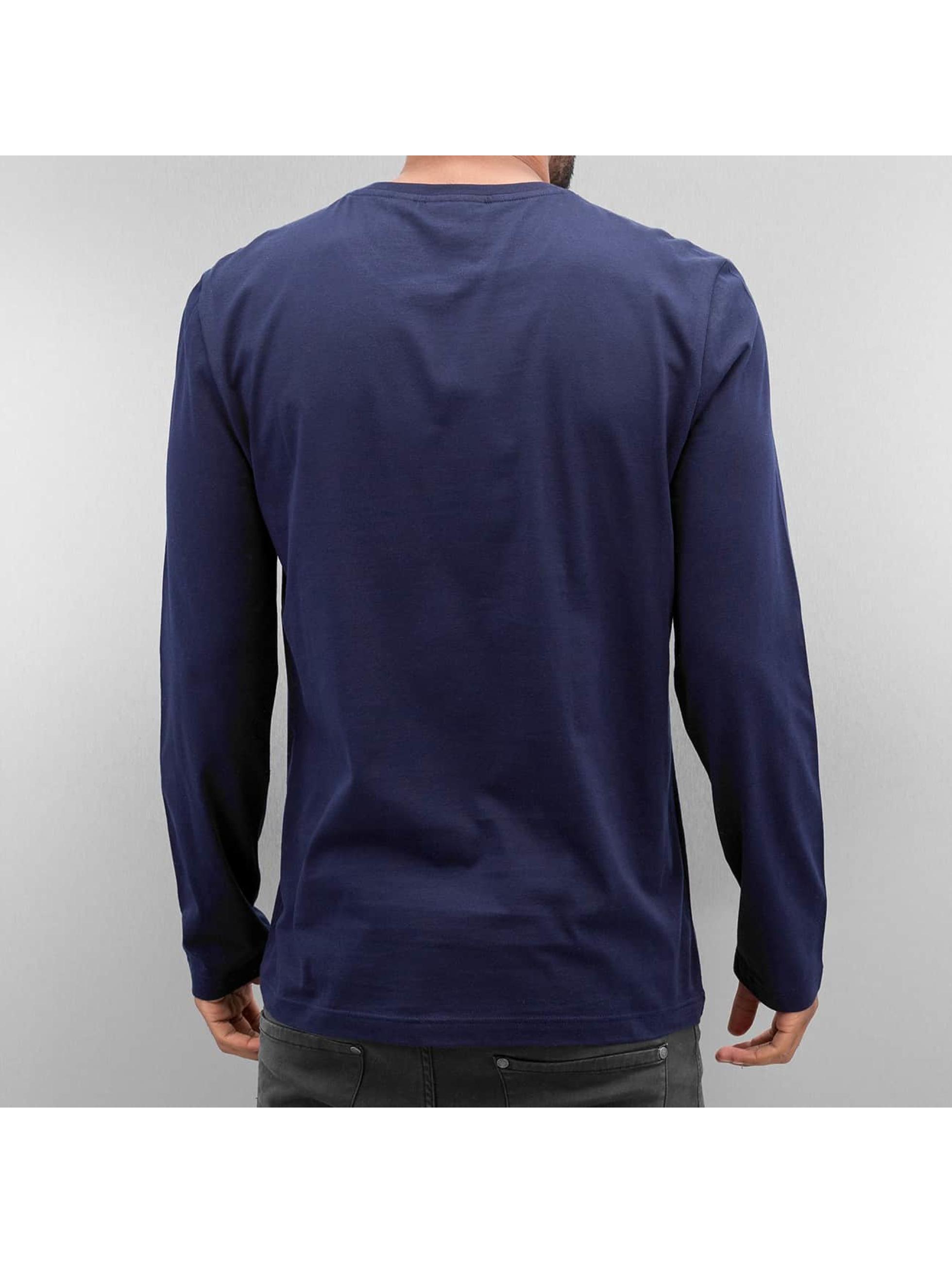 Lacoste Classic Longsleeve Classic blau