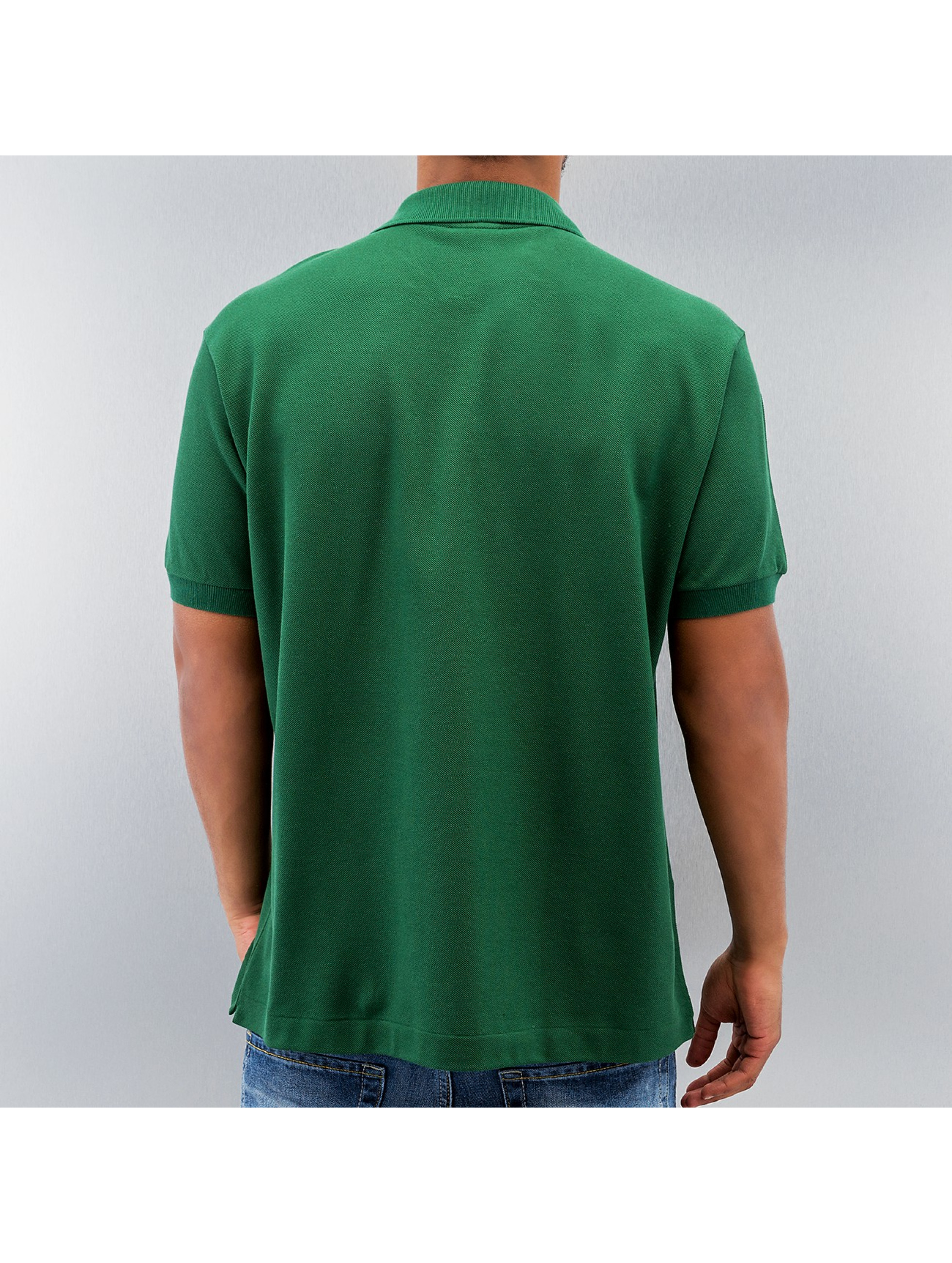 Lacoste Classic Pikeepaidat Basic vihreä