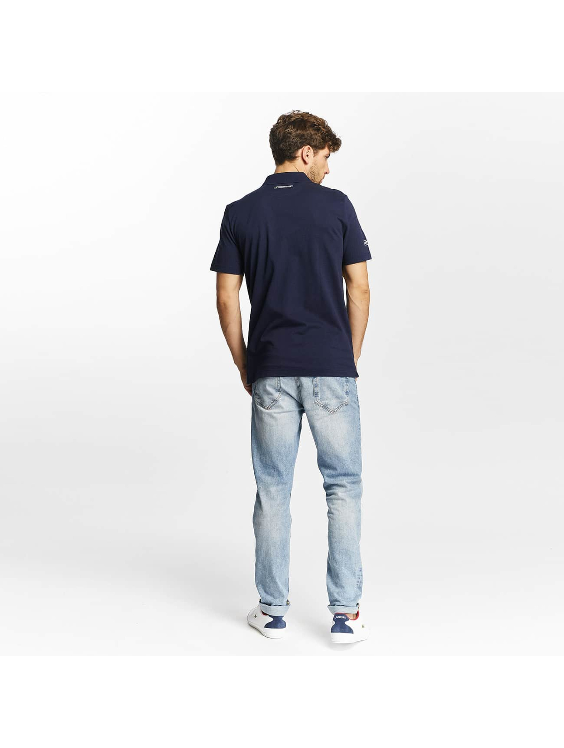 Lacoste Classic Poloshirt SHort Sleeved Ribbed Collar bunt