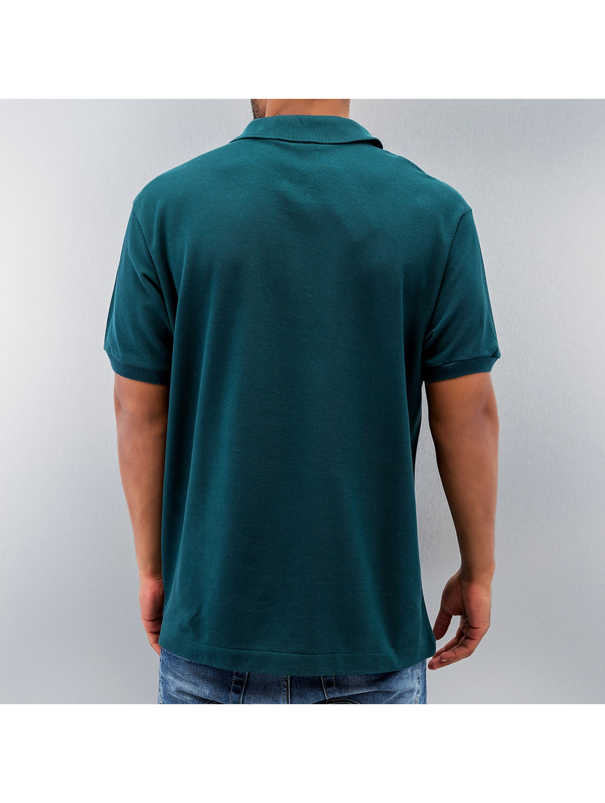 Lacoste Classic poloshirt Basic groen