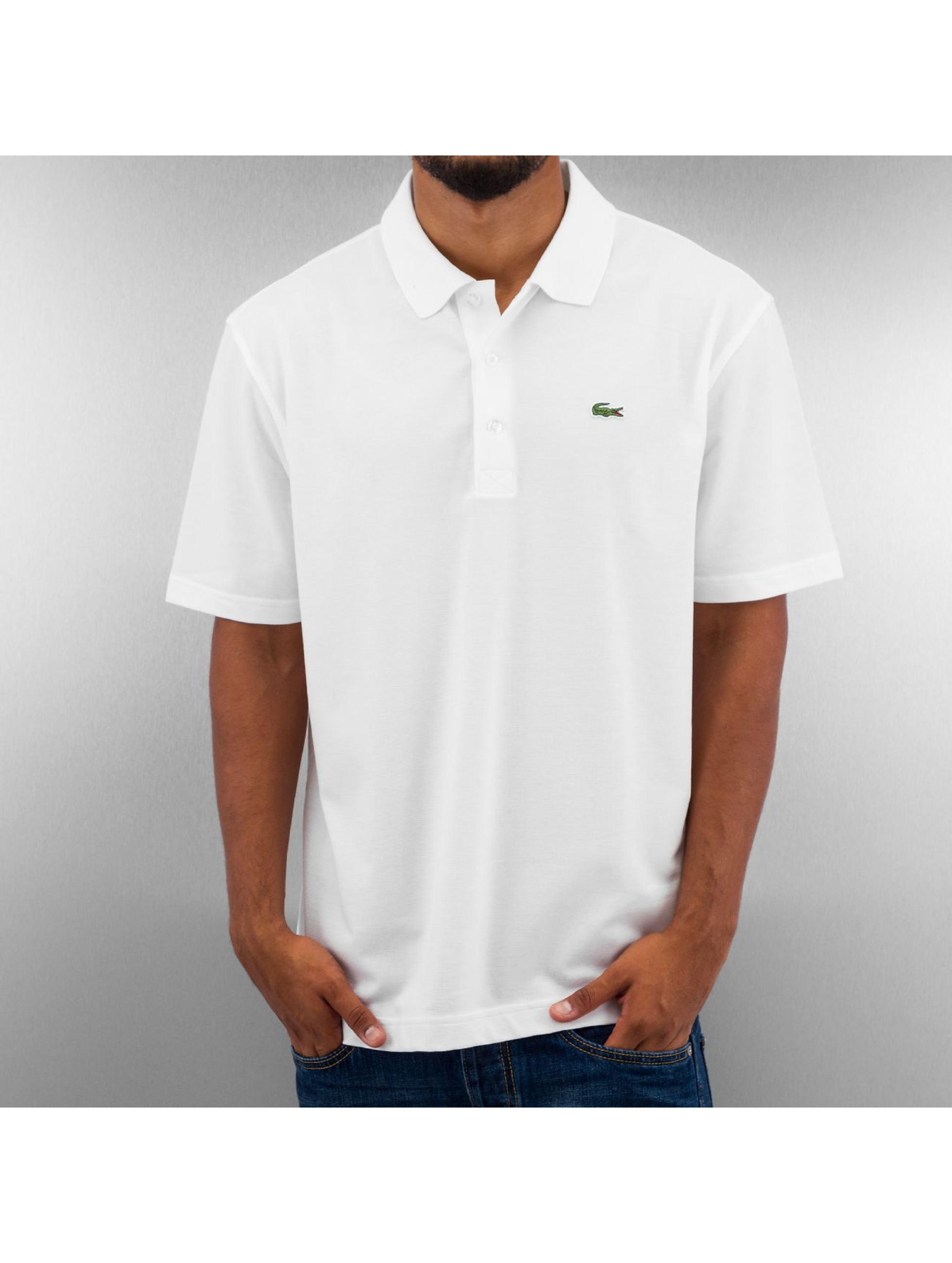 Lacoste Classic poloshirt Classic wit