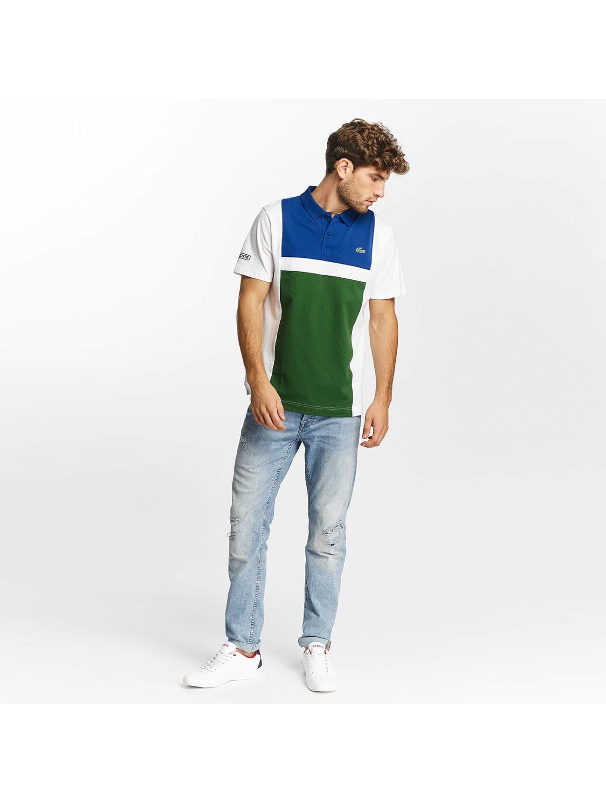 Lacoste Classic Poloskjorter Short Sleeved Ribbed Collar mangefarget