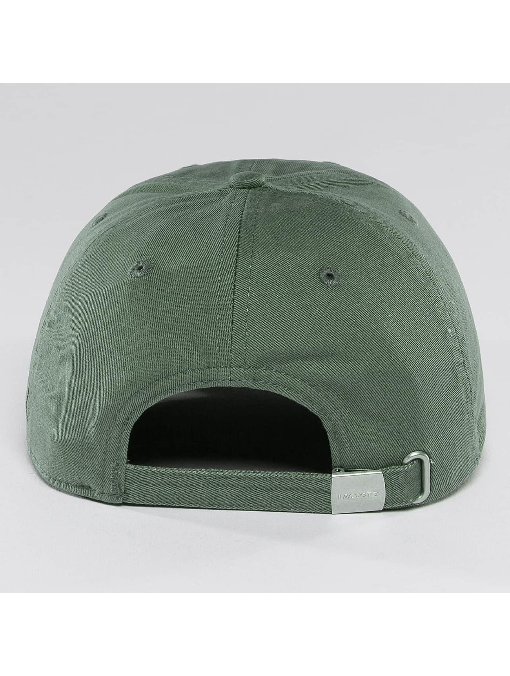 Lacoste Classic Snapback Cap Fairplay green