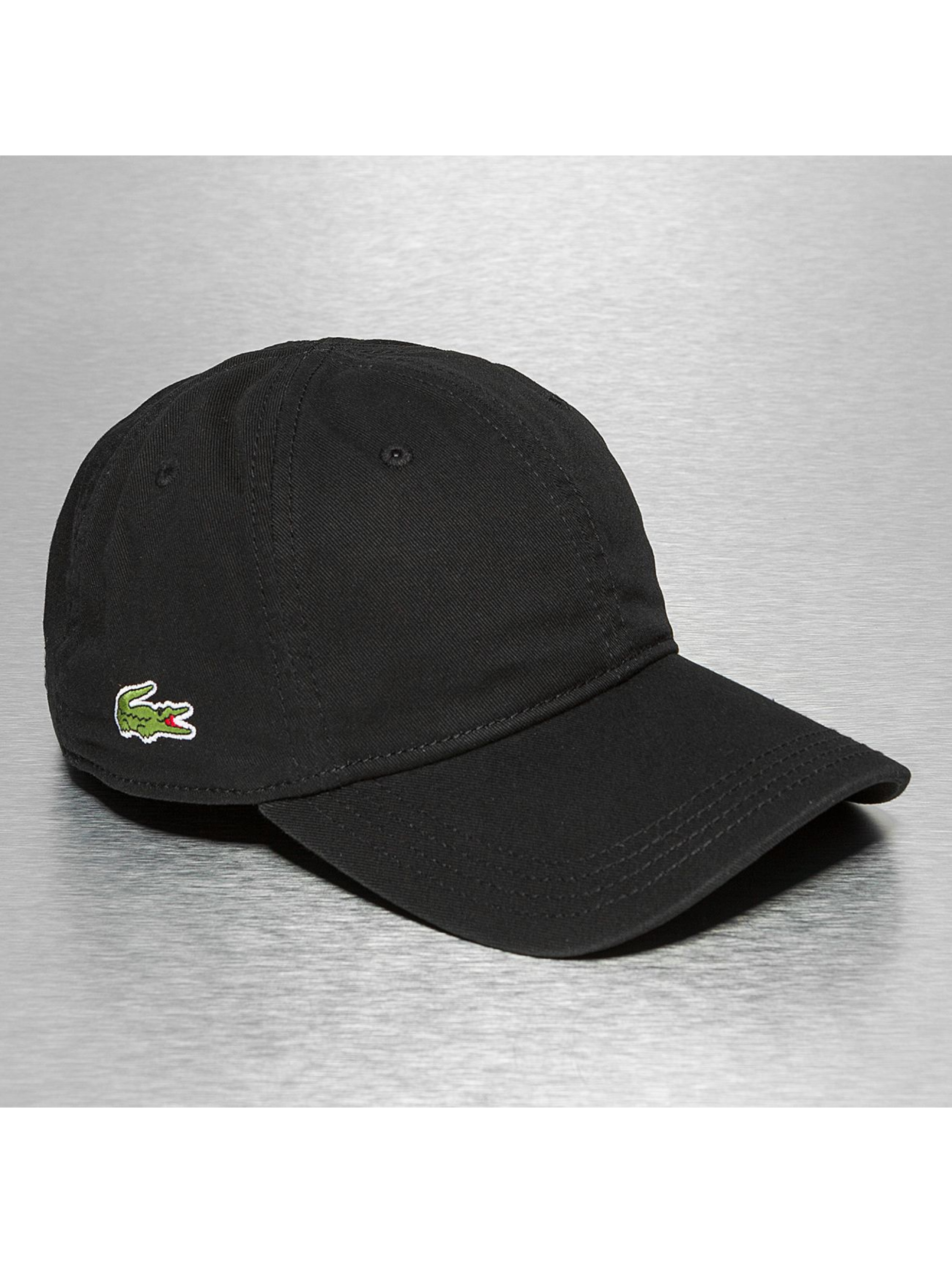 lacoste classic snapback cap gabardine croc strapback cap. Black Bedroom Furniture Sets. Home Design Ideas