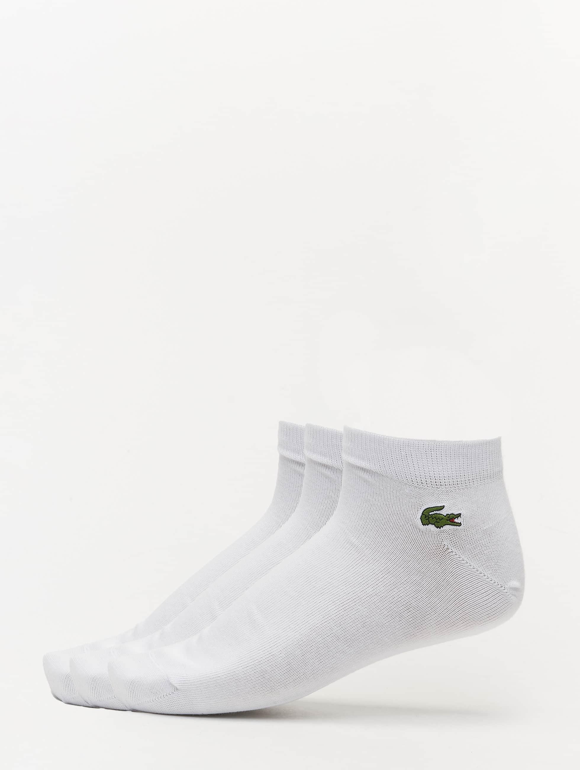 Lacoste Classic Socken 3er-Pack weiß