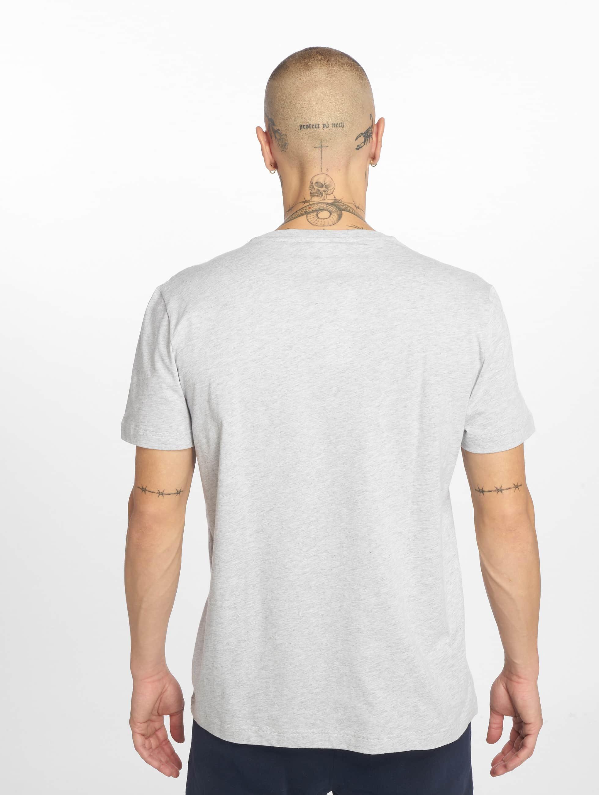 Lacoste Classic T-paidat Basic harmaa