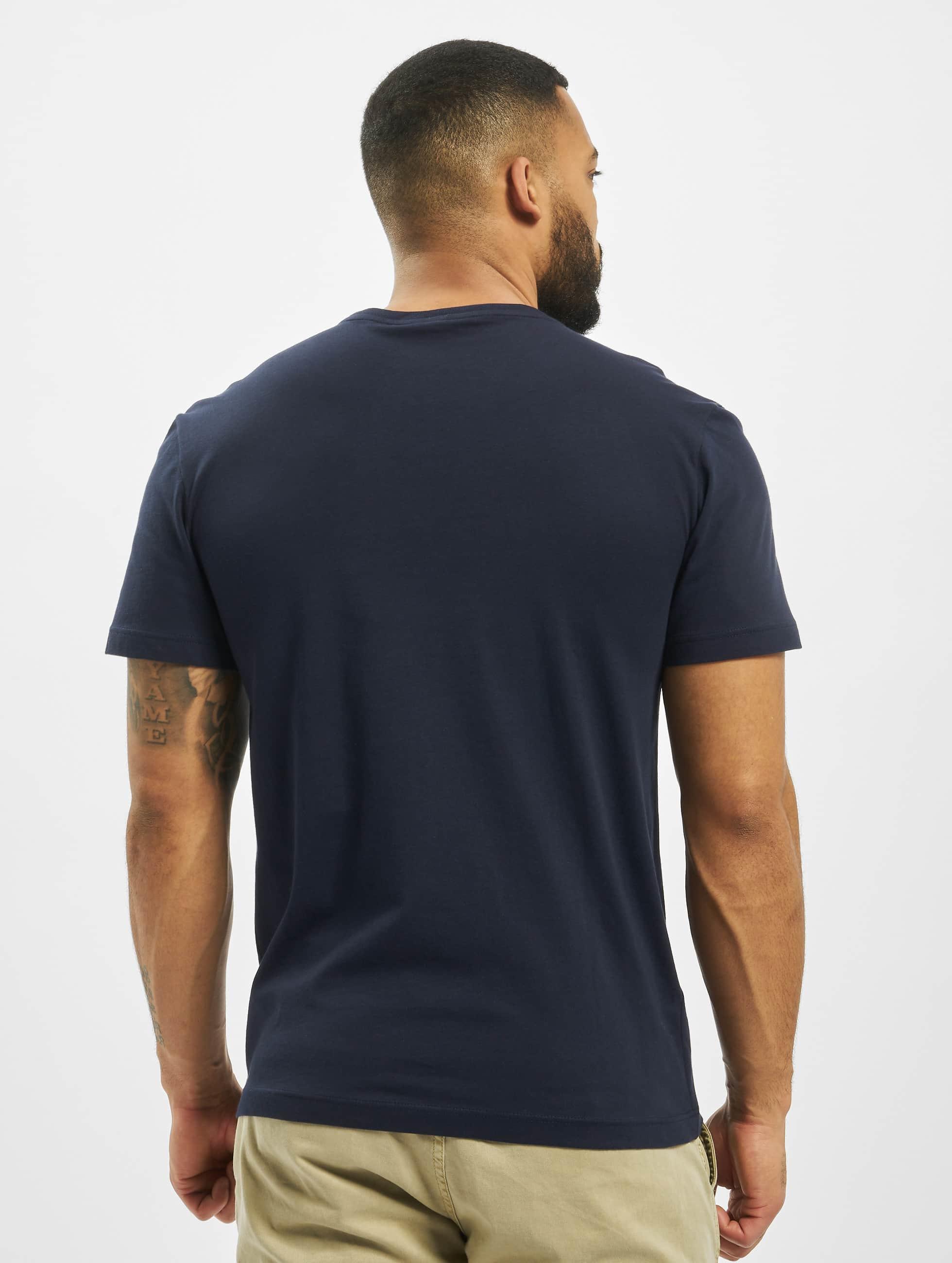 Lacoste Classic T-paidat Classic sininen