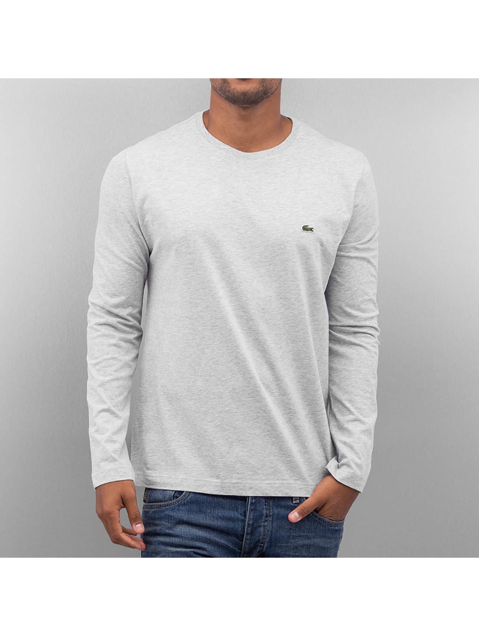 Lacoste Classic T-Shirt manches longues Classic gris