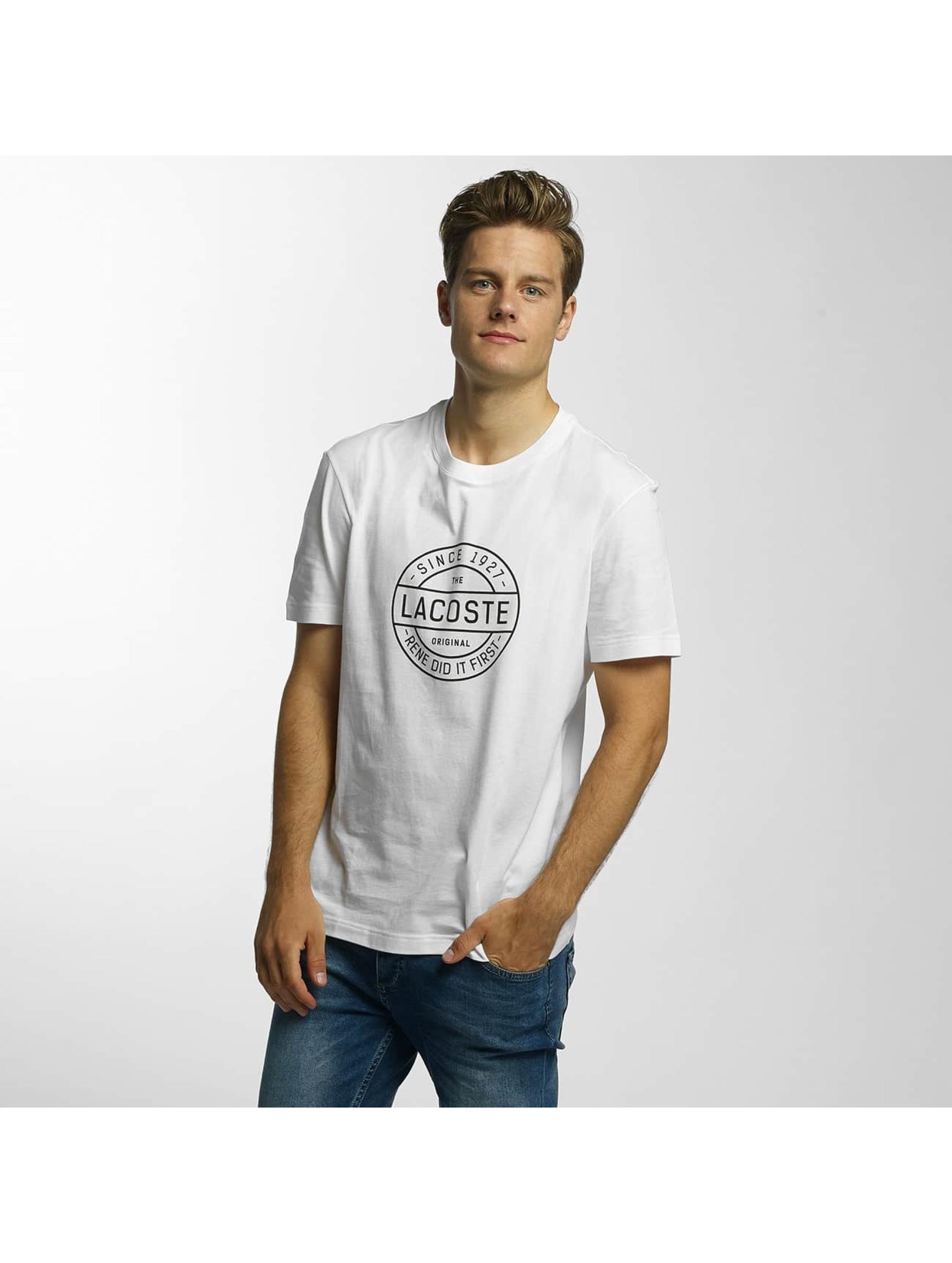 Lacoste Classic T-Shirt Original weiß