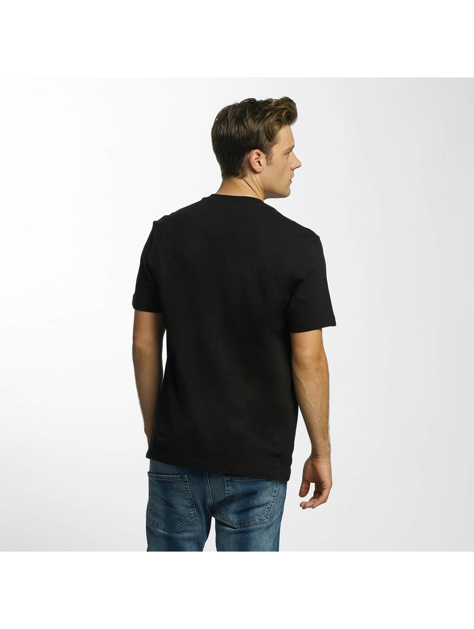 Lacoste Classic T-skjorter Original svart