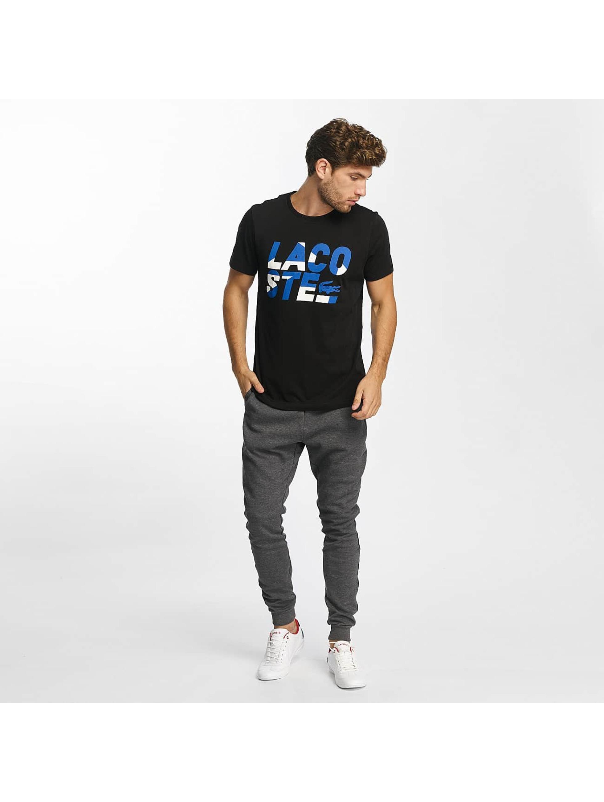 Lacoste Classic T-skjorter TH8134 svart
