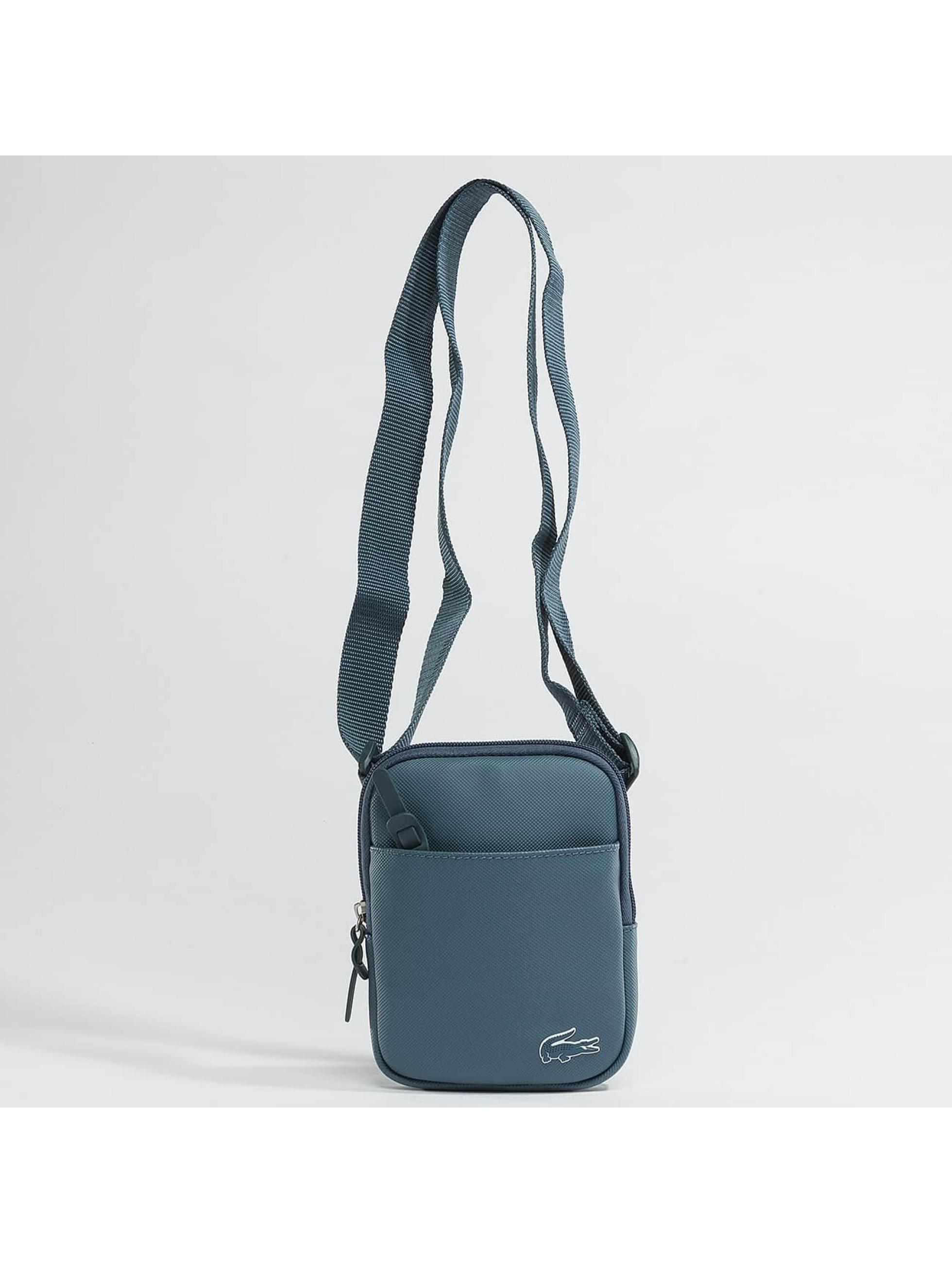 Lacoste Classic tas Shoulder blauw