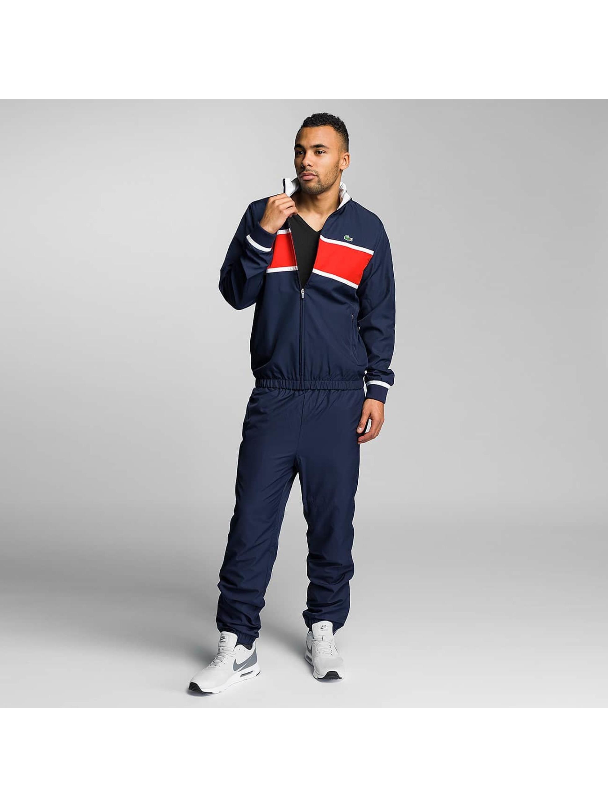 Lacoste Classic heren trainingspak Jogging Suit - blauw