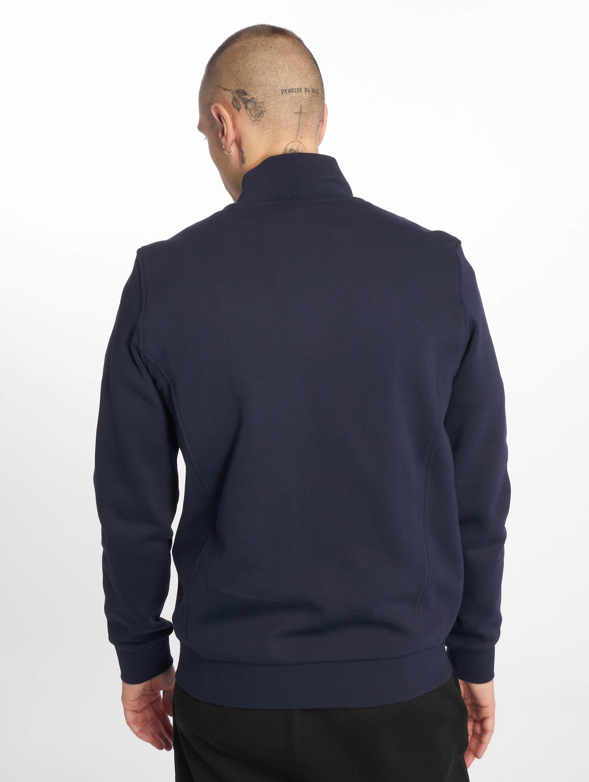 Lacoste Classic Übergangsjacke Sweat blau