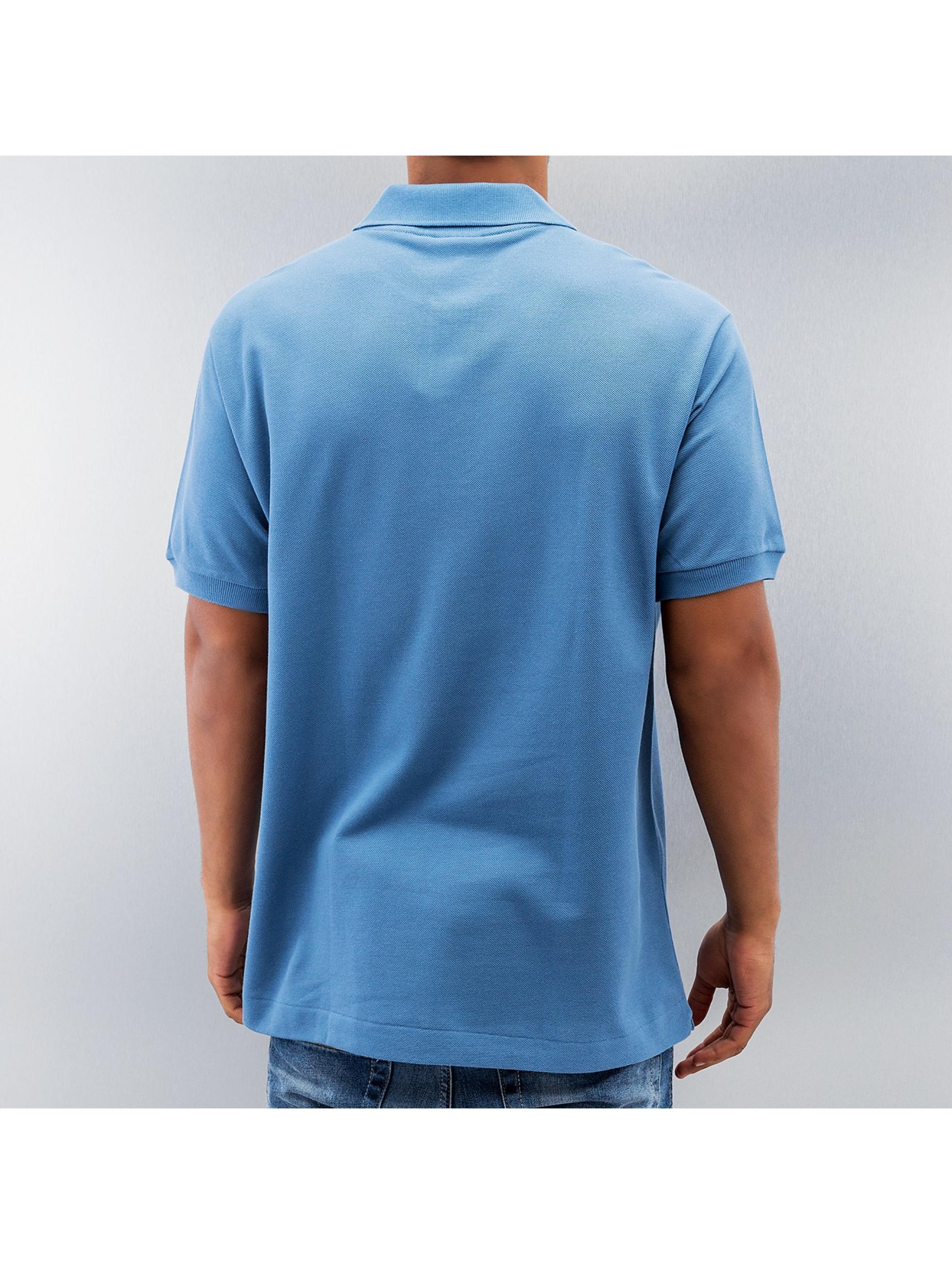 Lacoste poloshirt Basic blauw