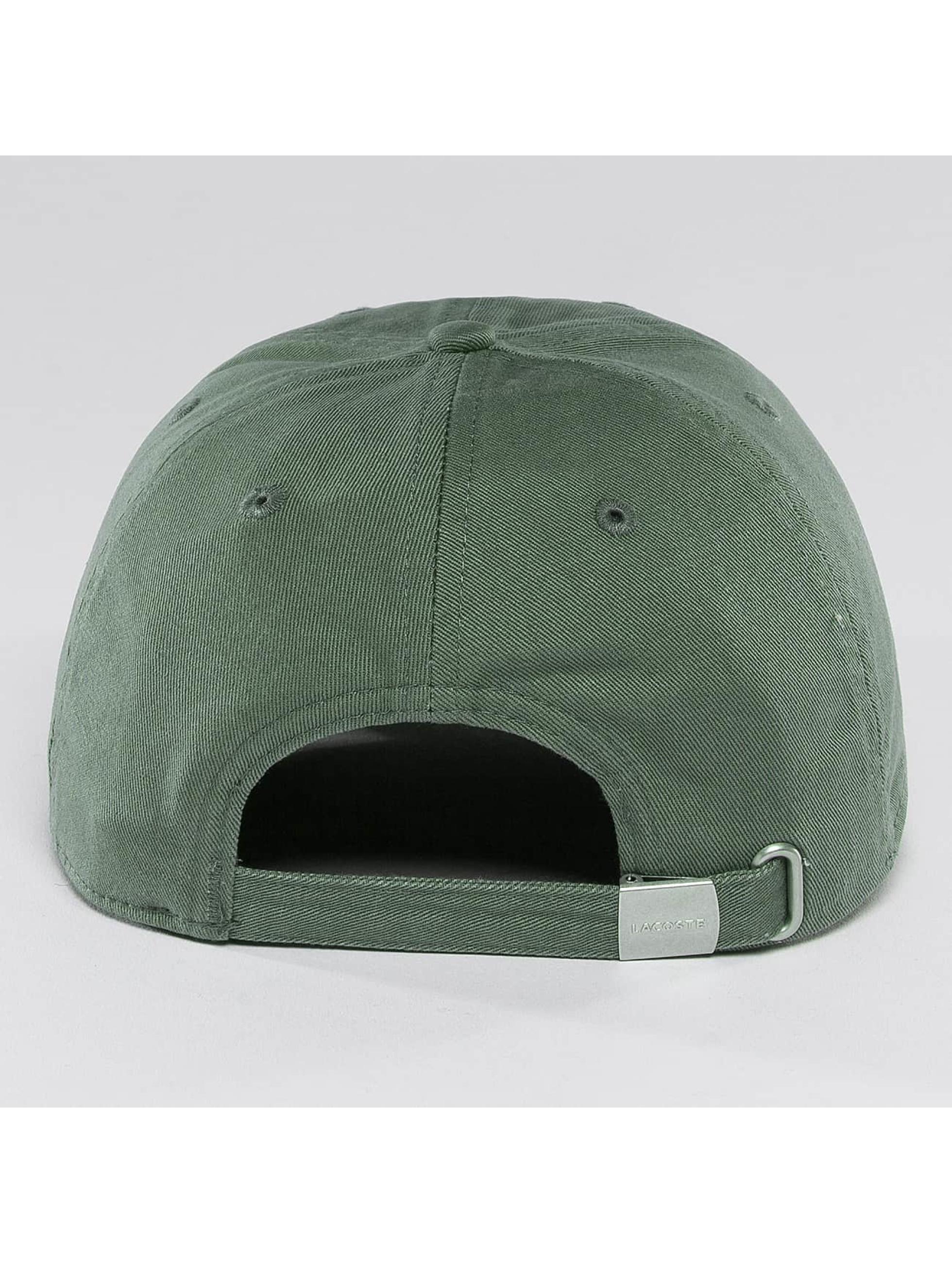 Lacoste Snapbackkeps Fairplay grön