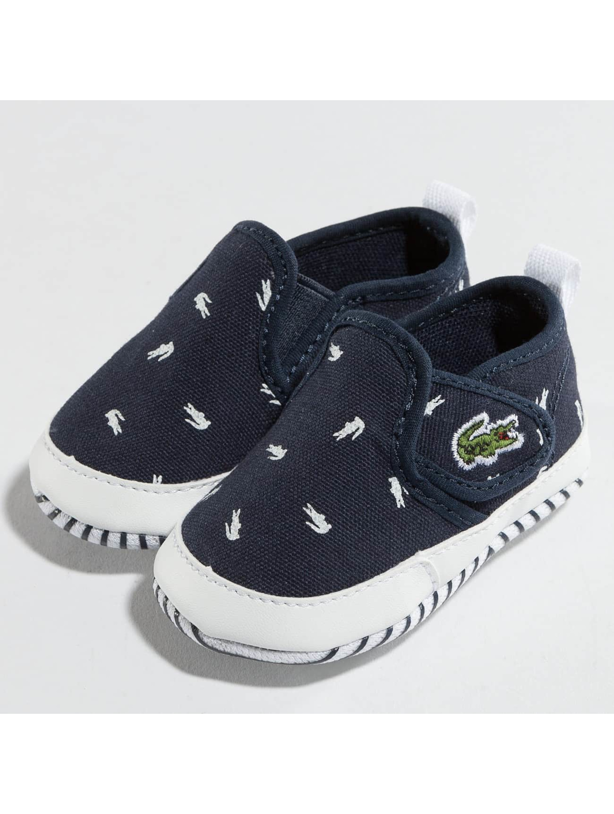 Lacoste sneaker Gazon blauw
