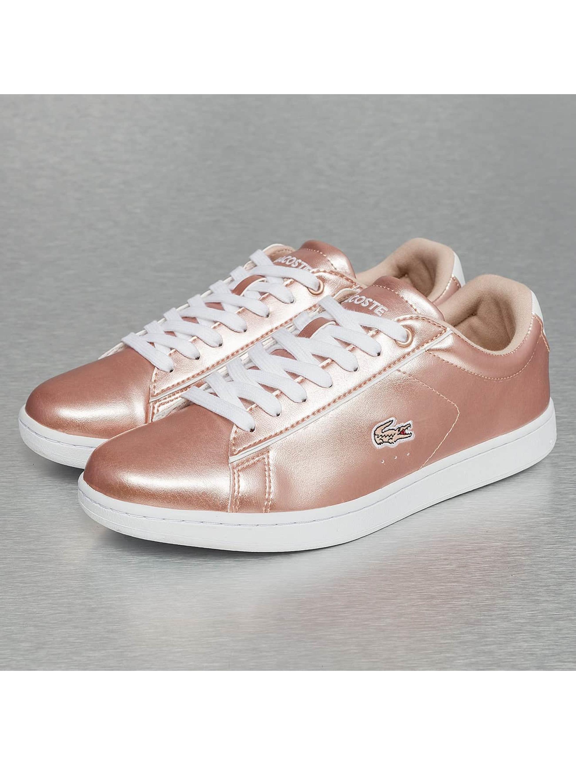 Lacoste schoen / sneaker Carnaby EVO 316 SPW in pink